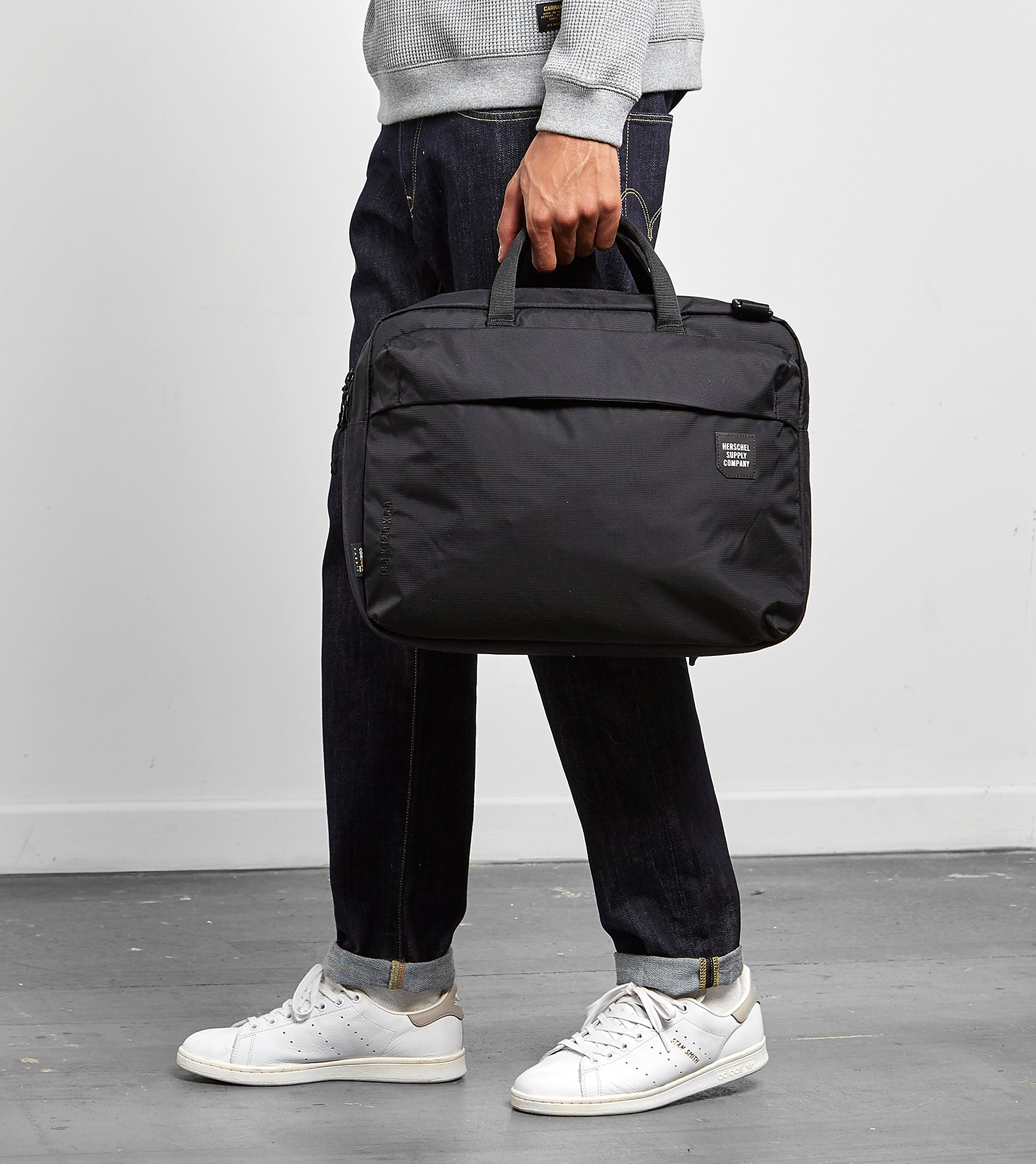 Herschel Supply Co Britannia Laptop Bag, Black