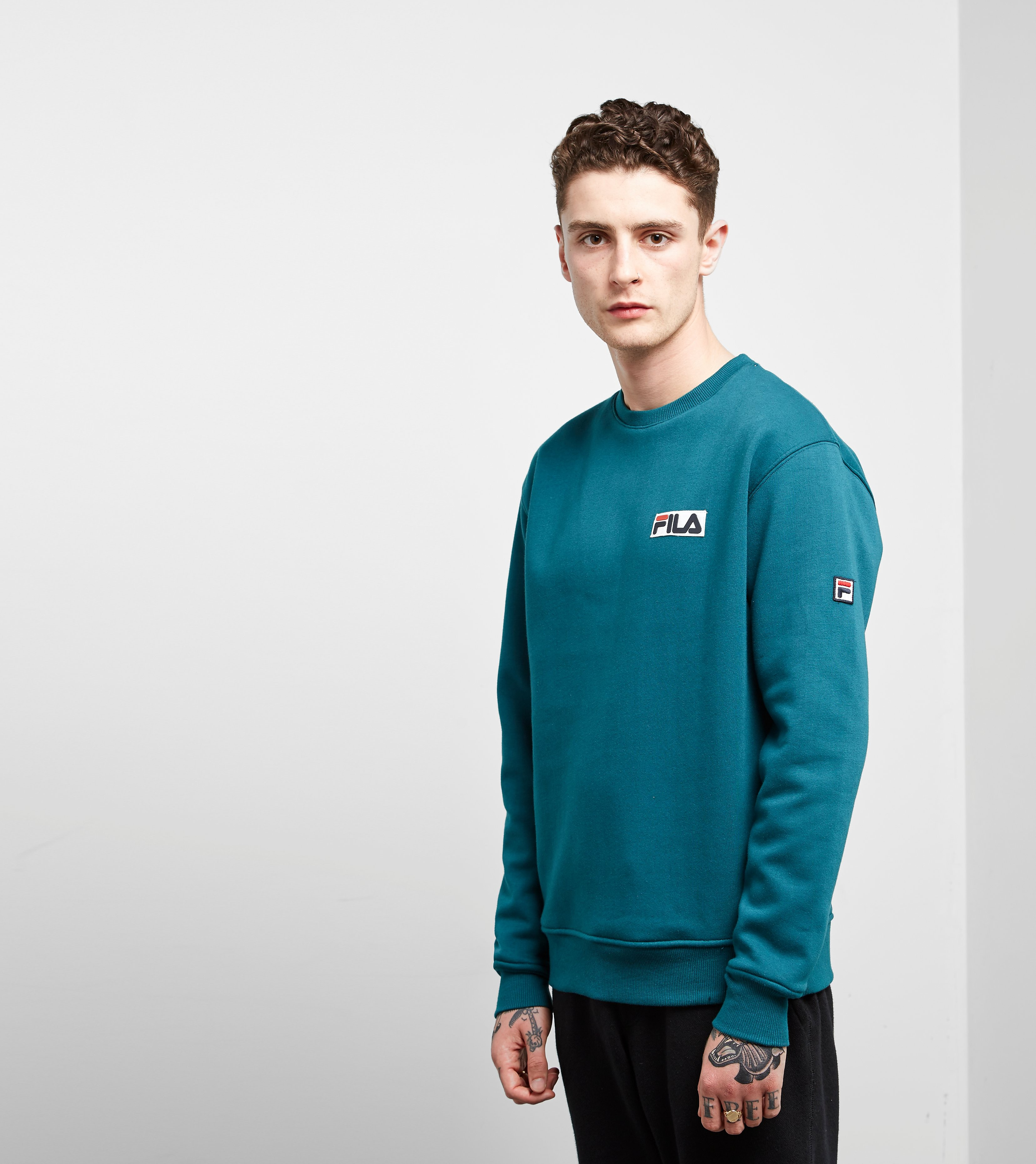 Fila Mast Crew Jumper - size? Exclusive