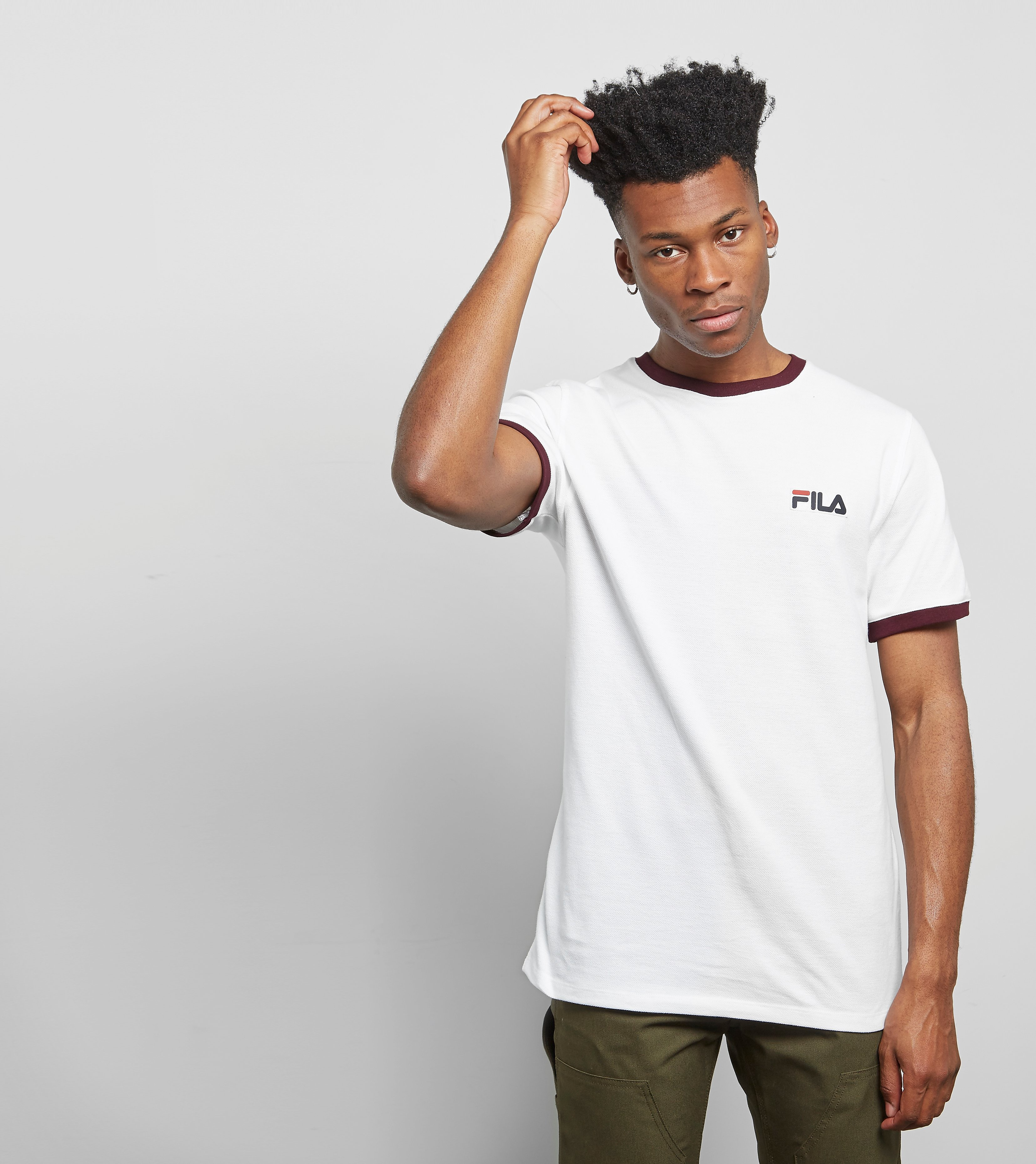 Fila Lathuile Optic T-Shirt - size? Exclusive