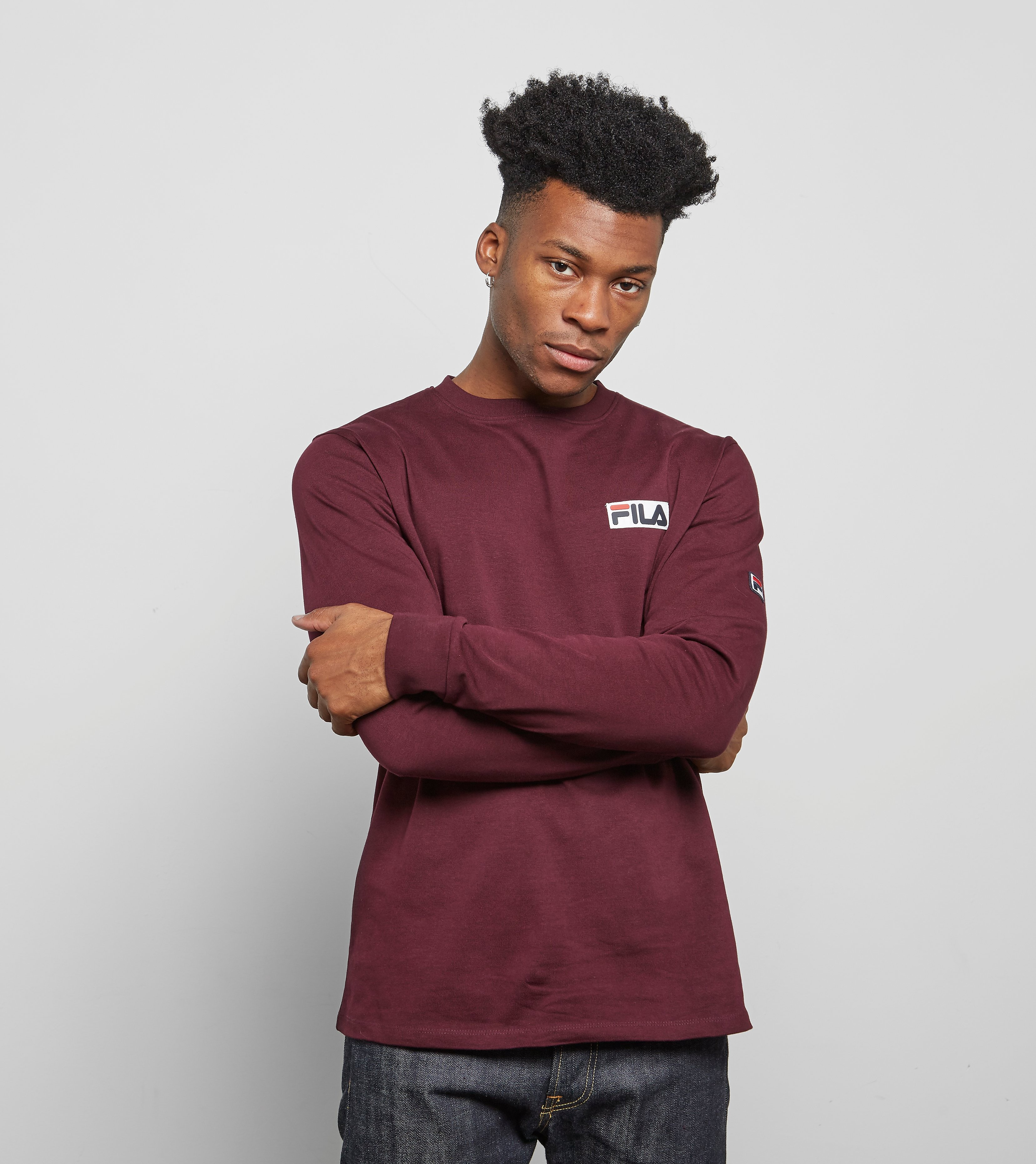 Fila Viso Long Sleeved T-Shirt - size? Exclusive