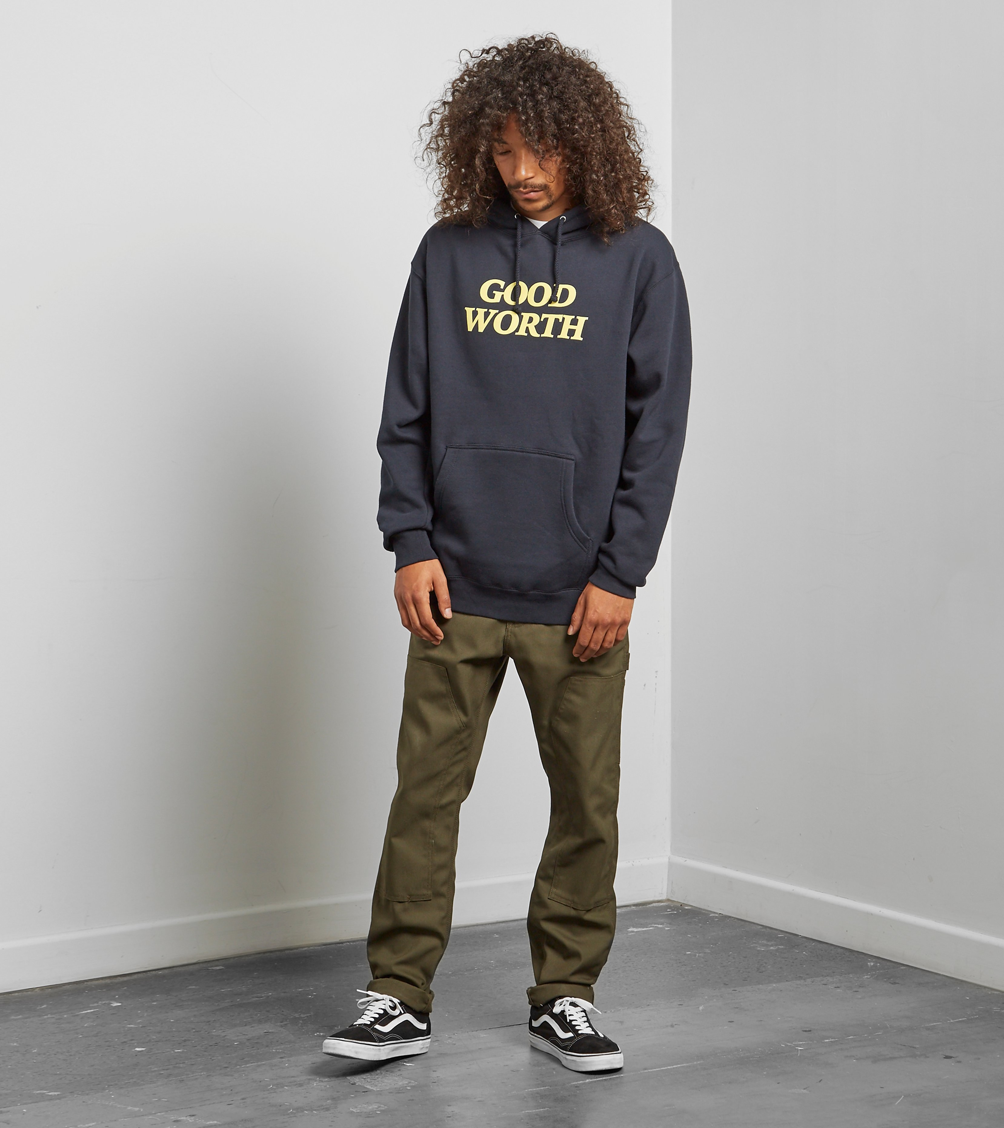 Good Worth & Co Logo Hoody