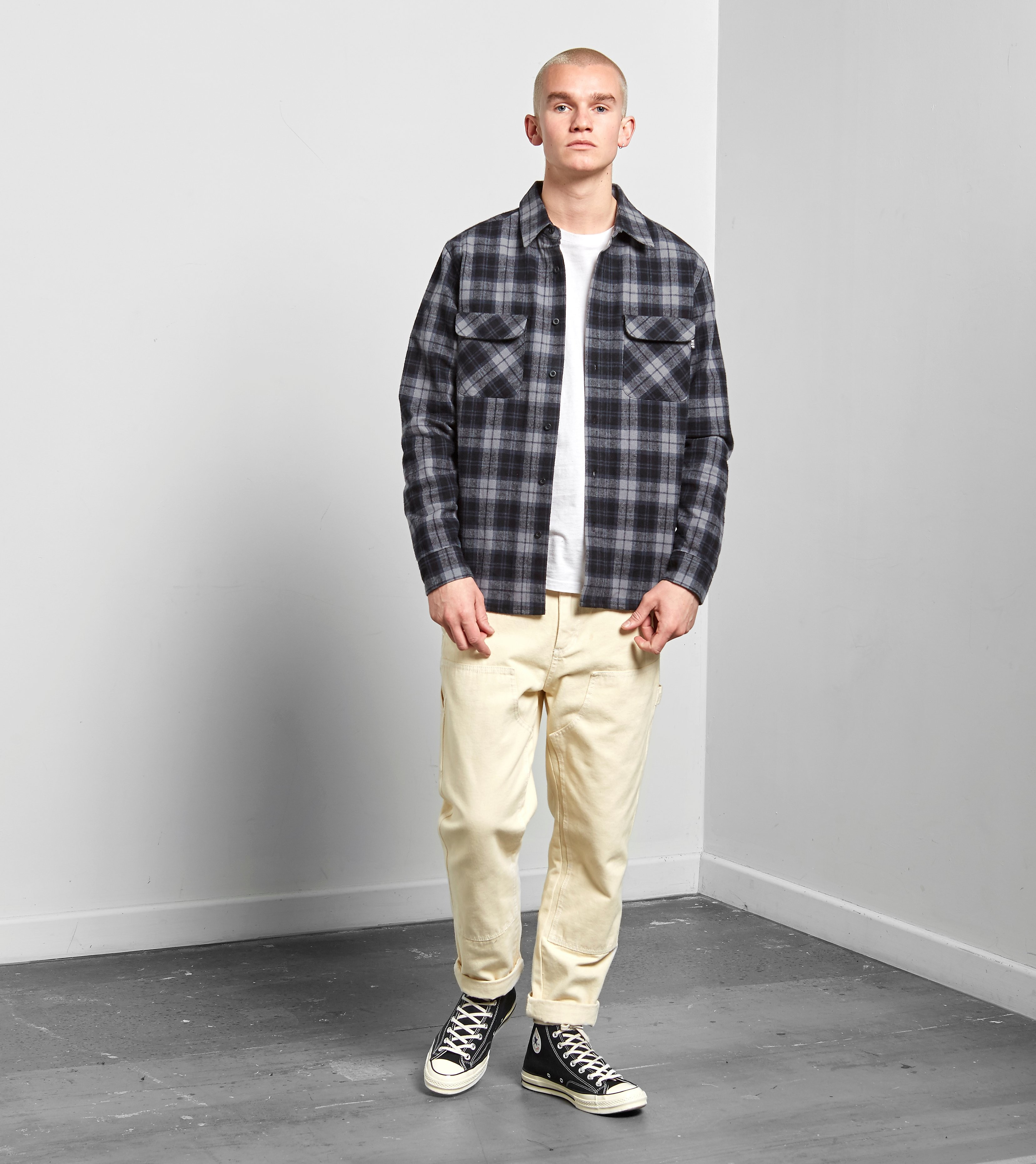 HUF Chemise Gatsby Flannel