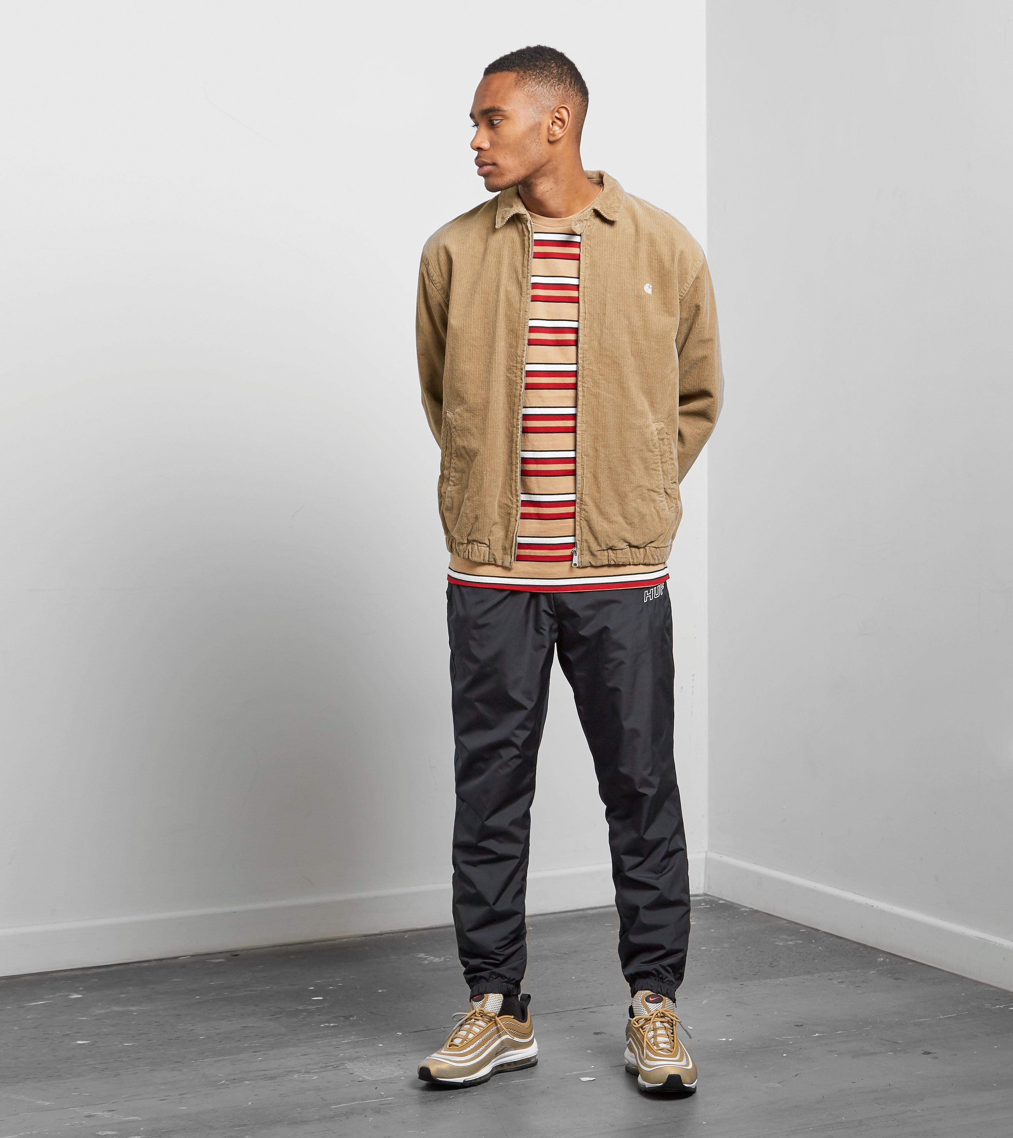 HUF Malibu Striped Long Sleeved T-Shirt