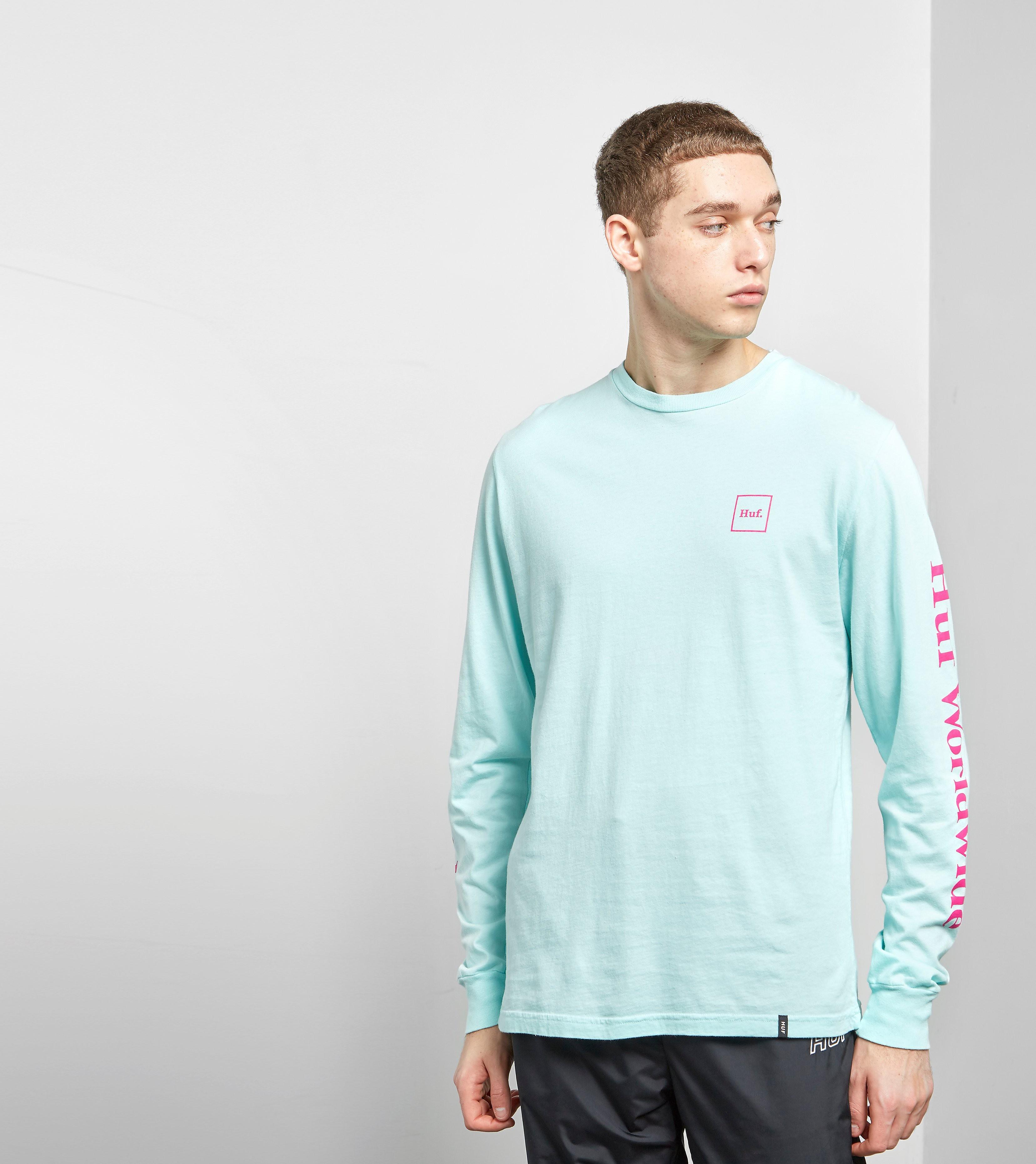 HUF Domestik Long Sleeved T-Shirt