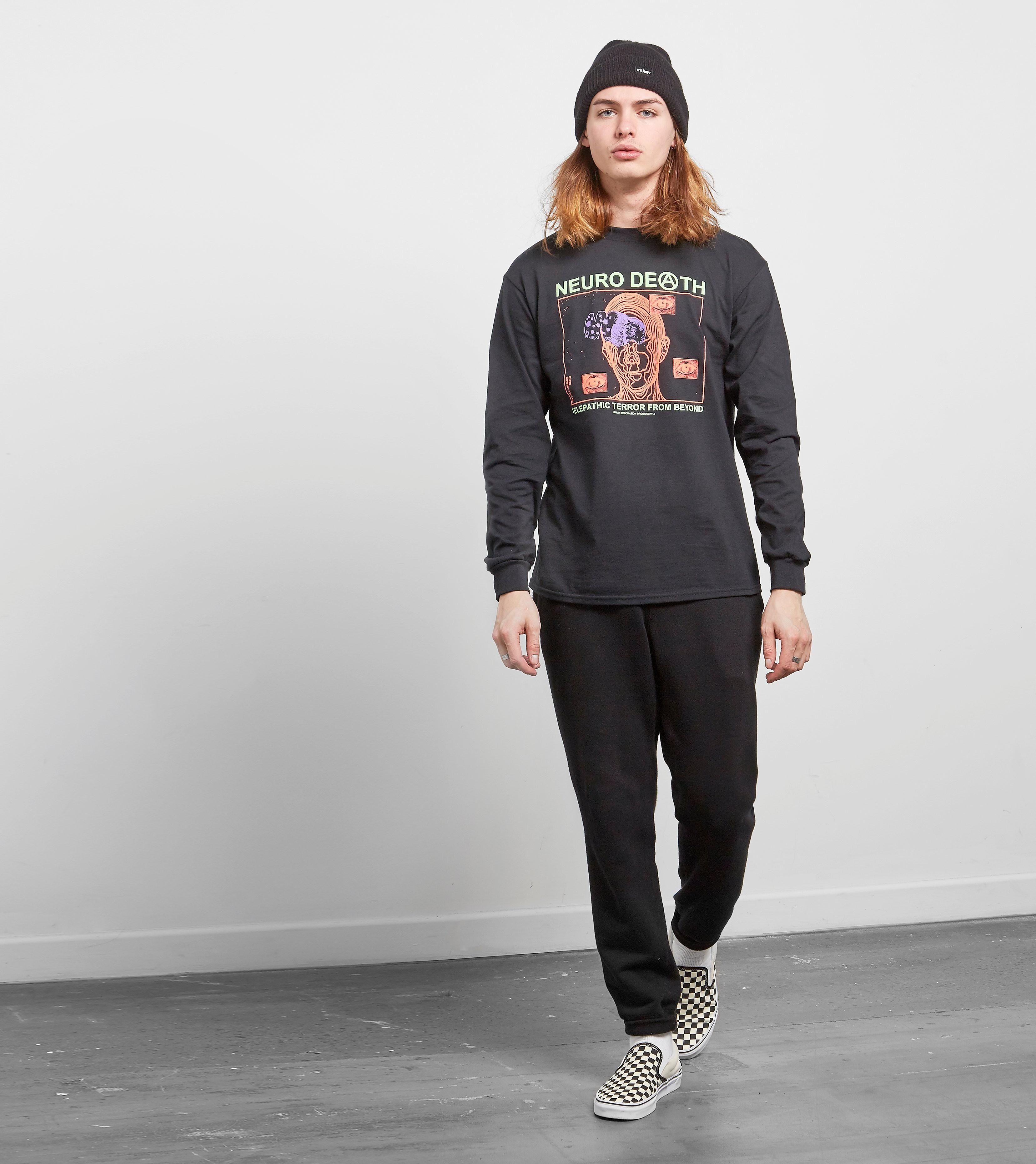 BOW3RY Mind Killer Long Sleeved T-Shirt