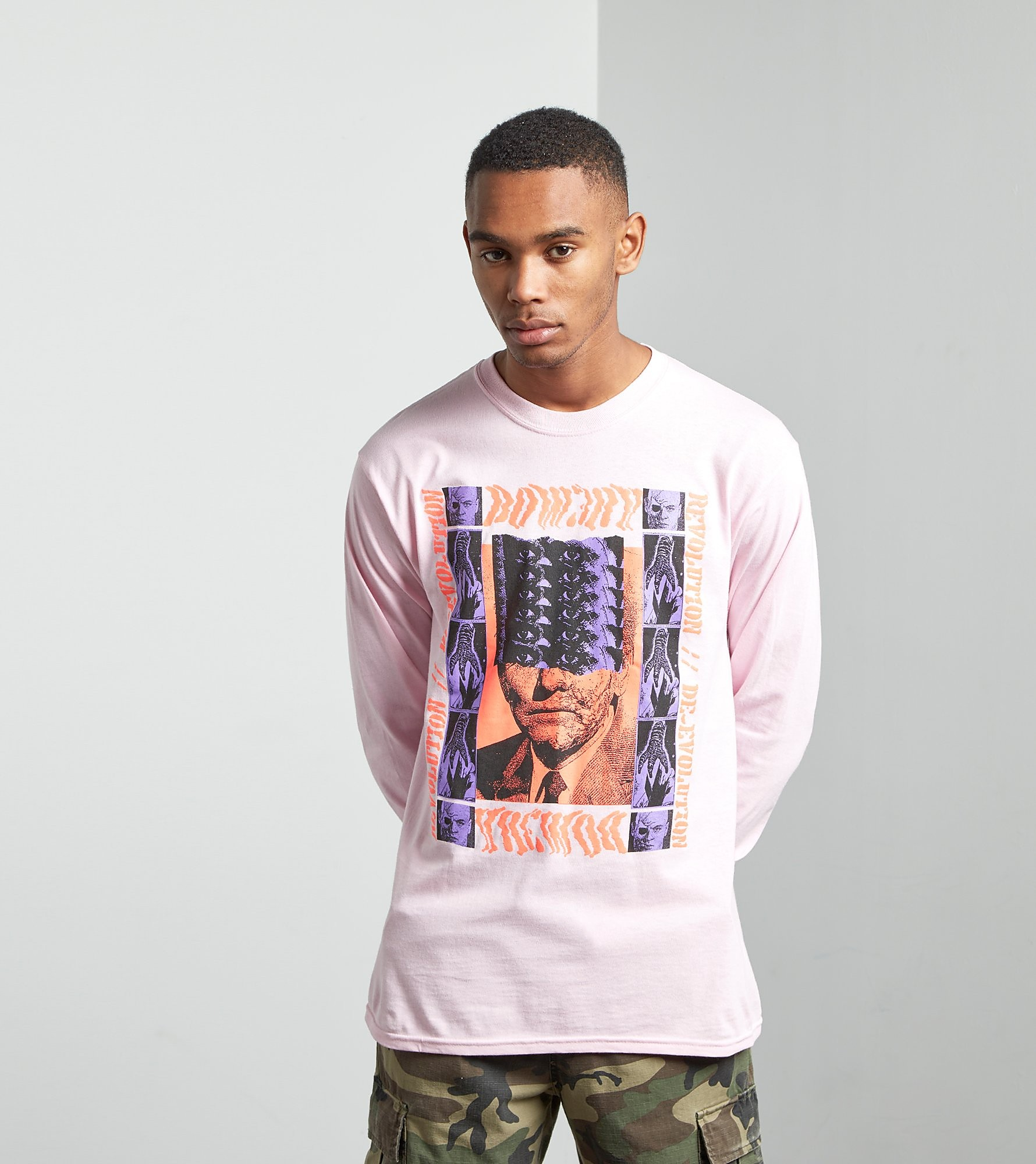 BOW3RY Deevolution Long Sleeved T-Shirt