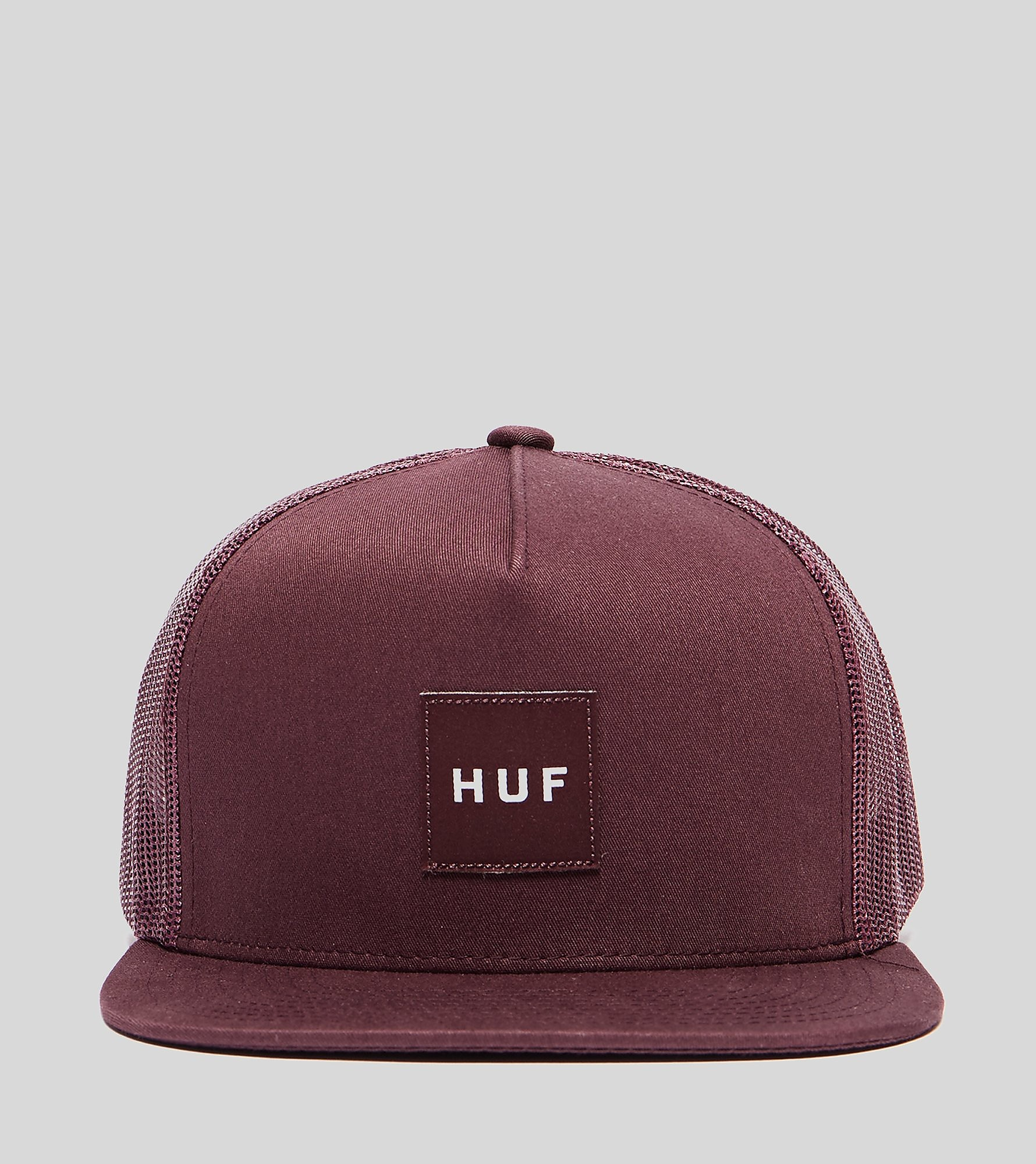 HUF Box Logo Trucker Cap