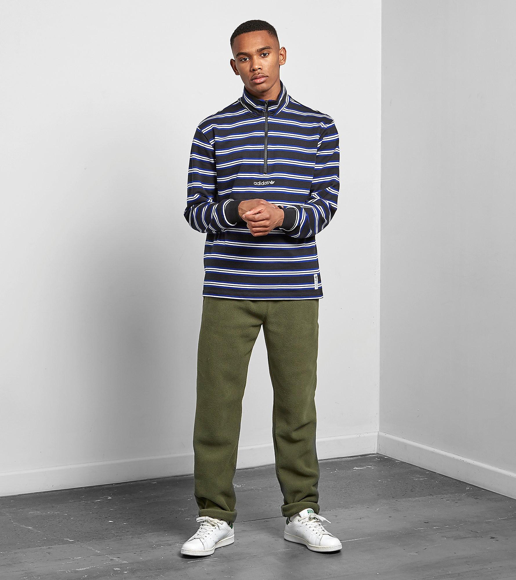 adidas Originals St. Peter Half Zip Sweatshirt