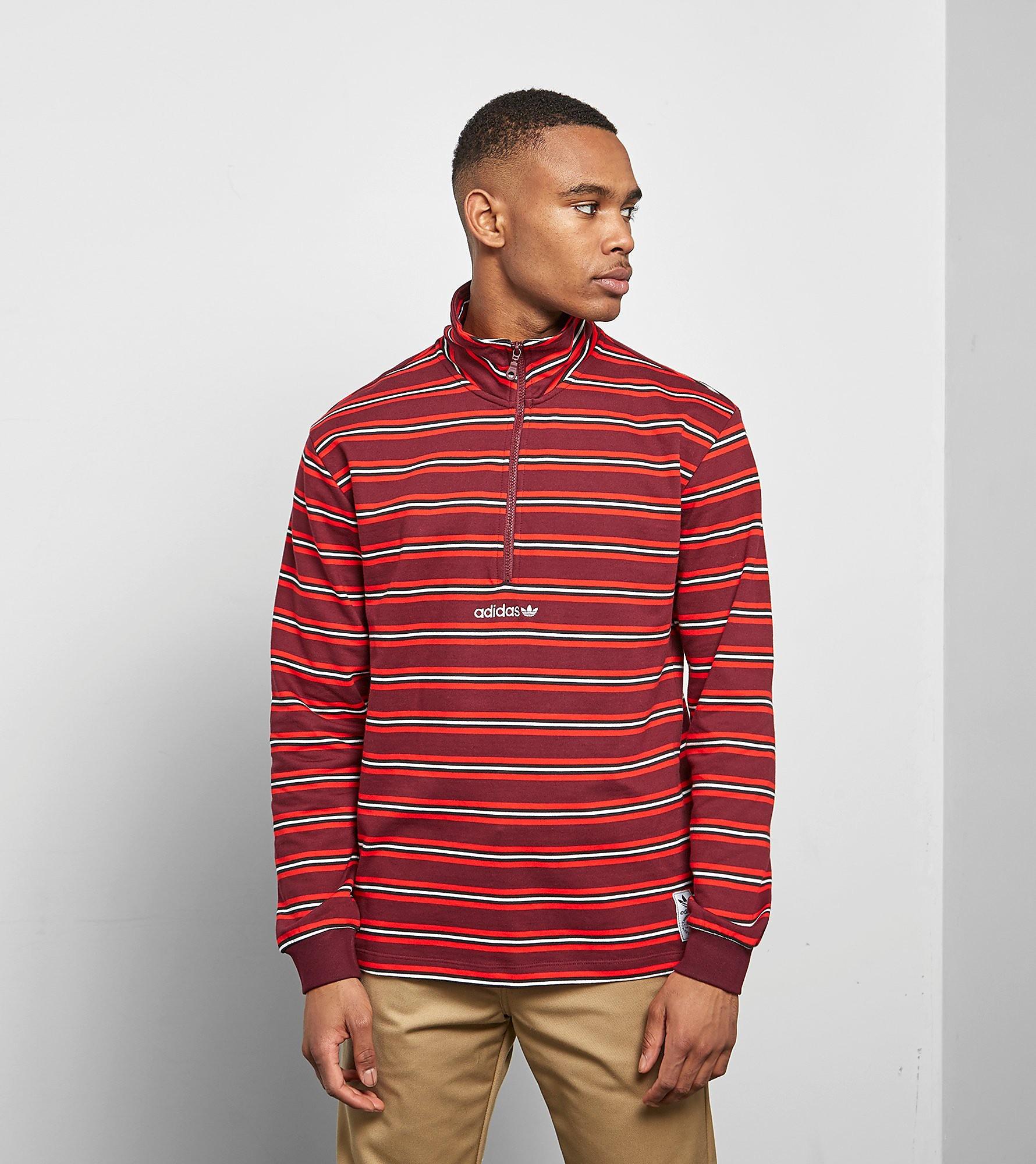 adidas Originals St. Peter 1/2 Zip Sweatshirt