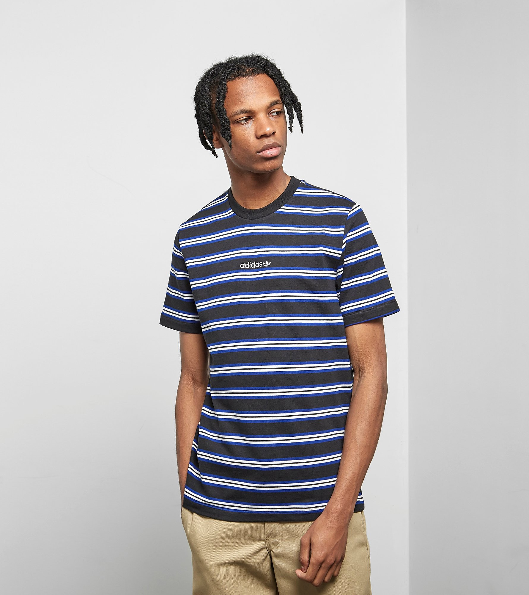 adidas Originals St Peter Stripe T-Shirt