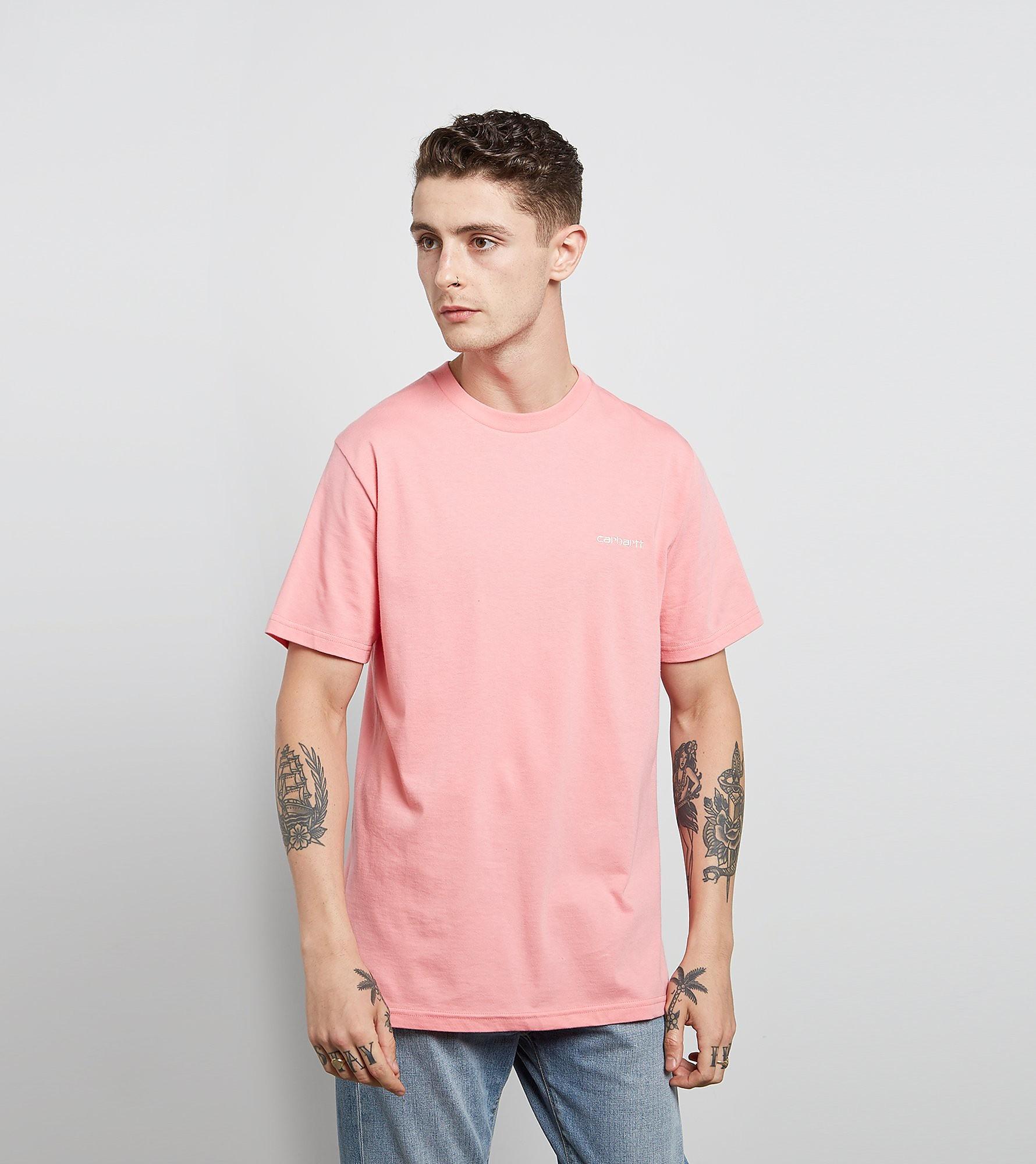 Carhartt WIP Script EMB T-Shirt