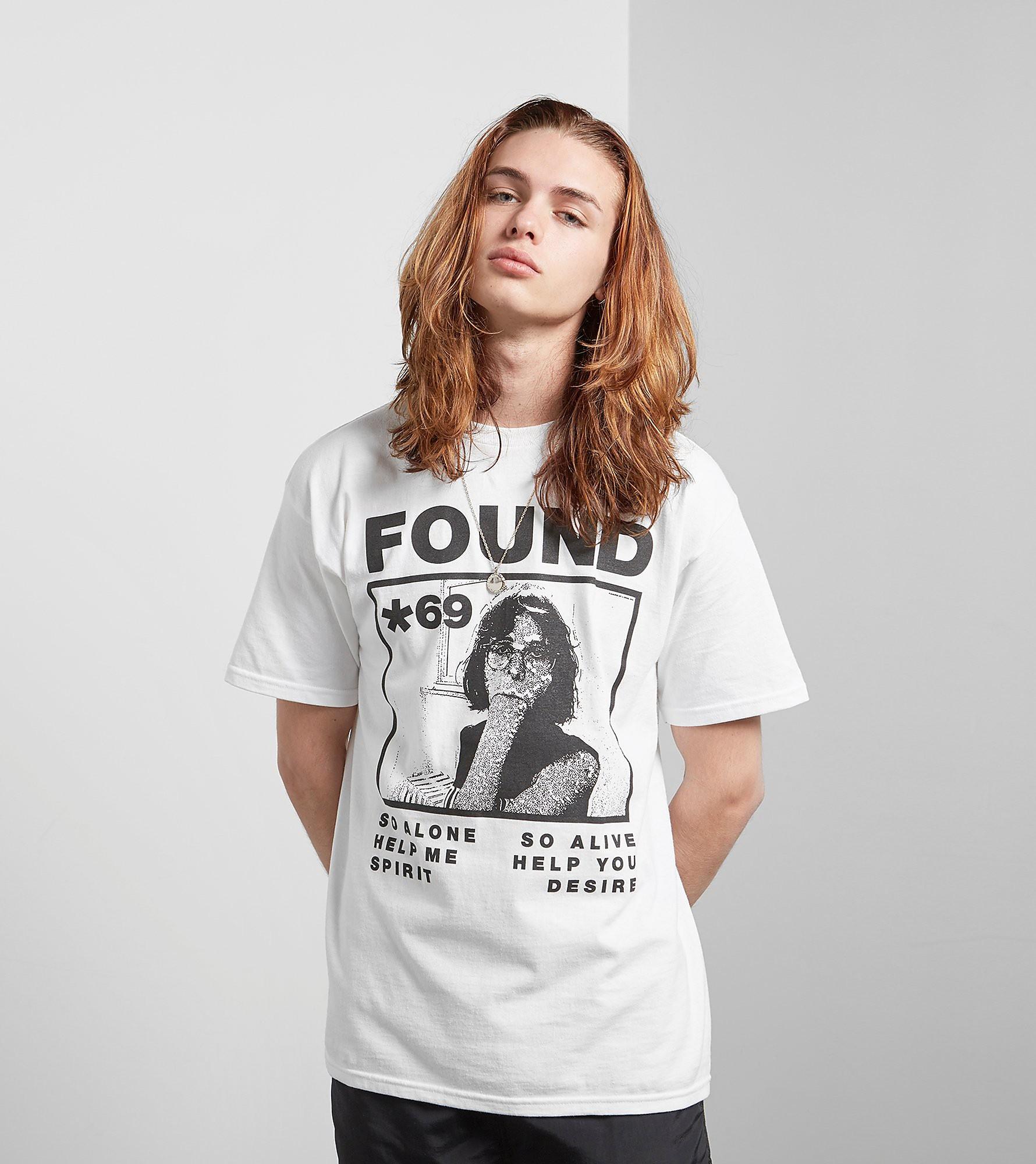 PLEASURES Found T-Shirt