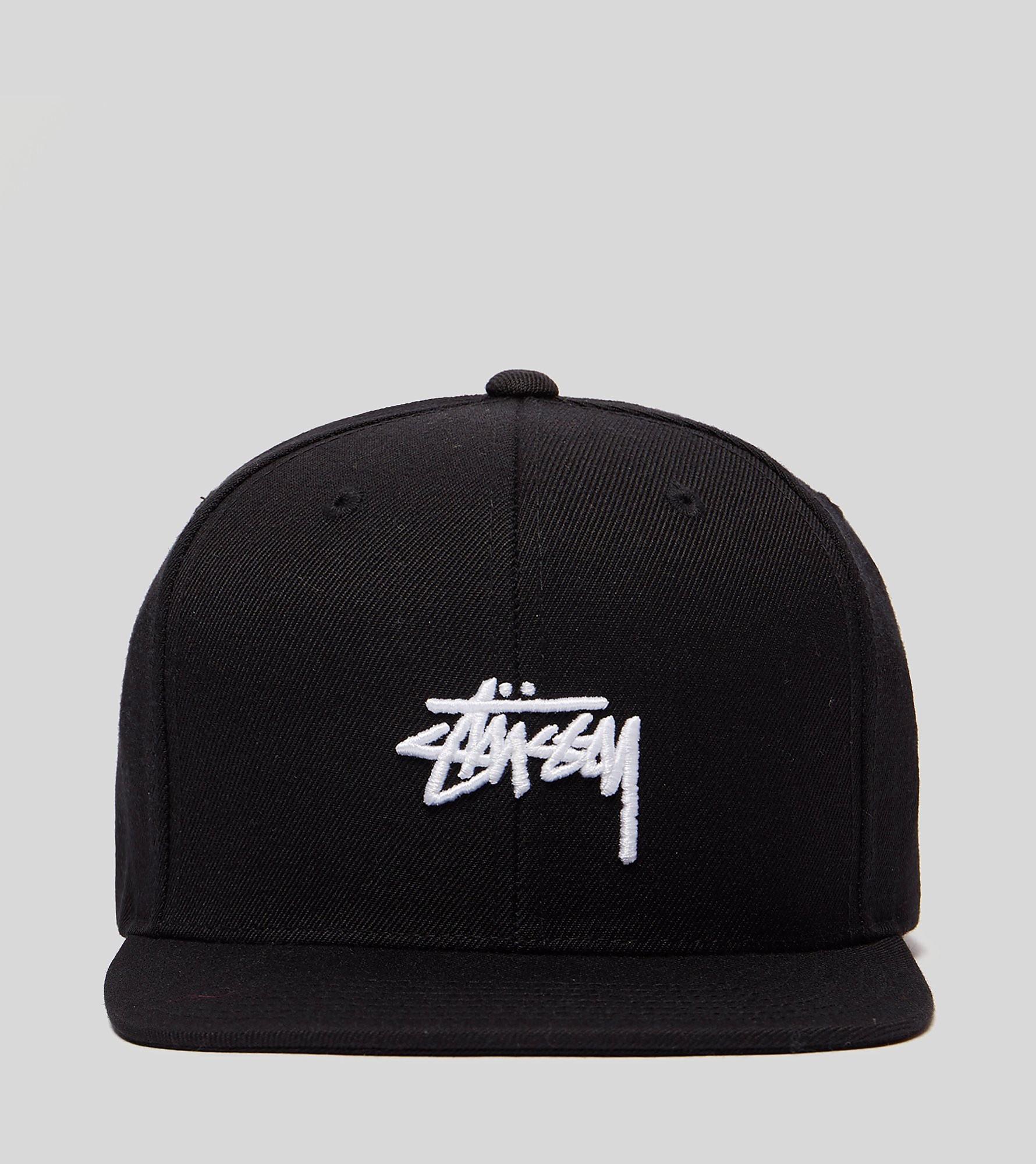 Stussy Stock Hol 17 Snapback Cap