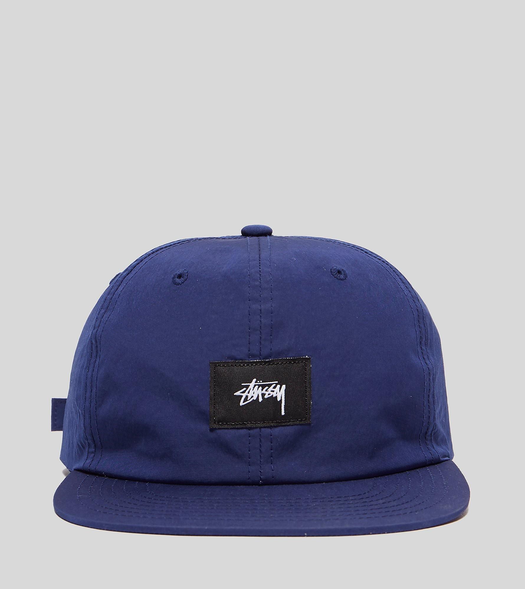 Stussy Stock Label Strapback Cap