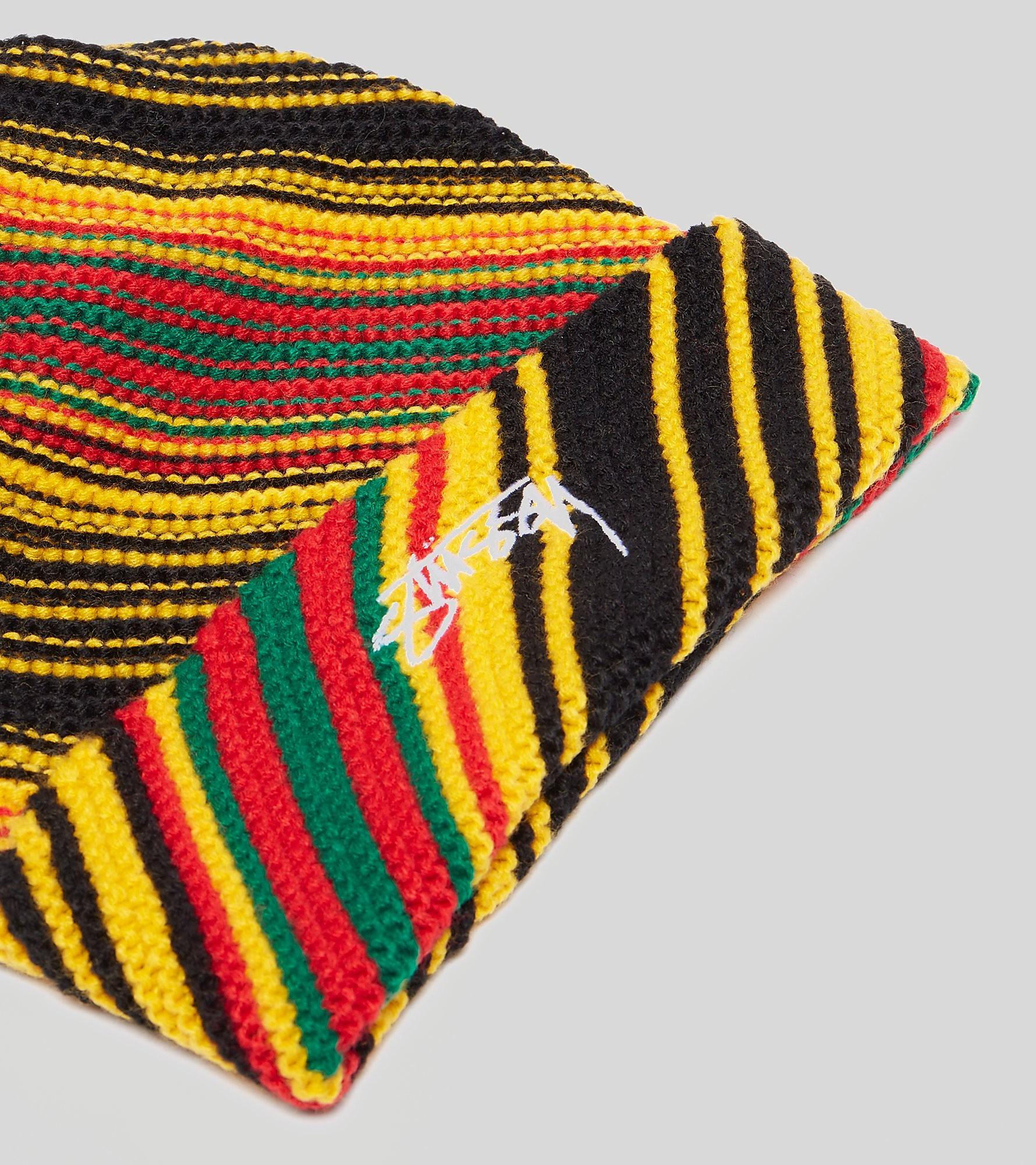Stussy Tribe Stripe Beanie