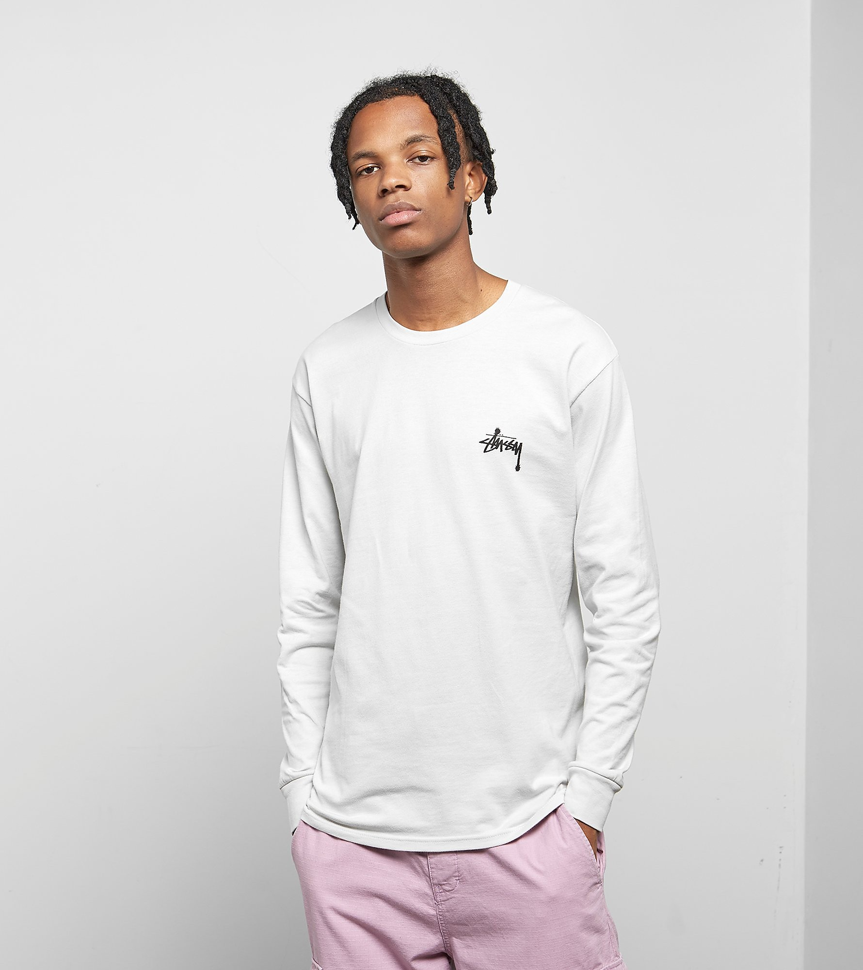 Stussy Rat Patrol Long Sleeved T-Shirt
