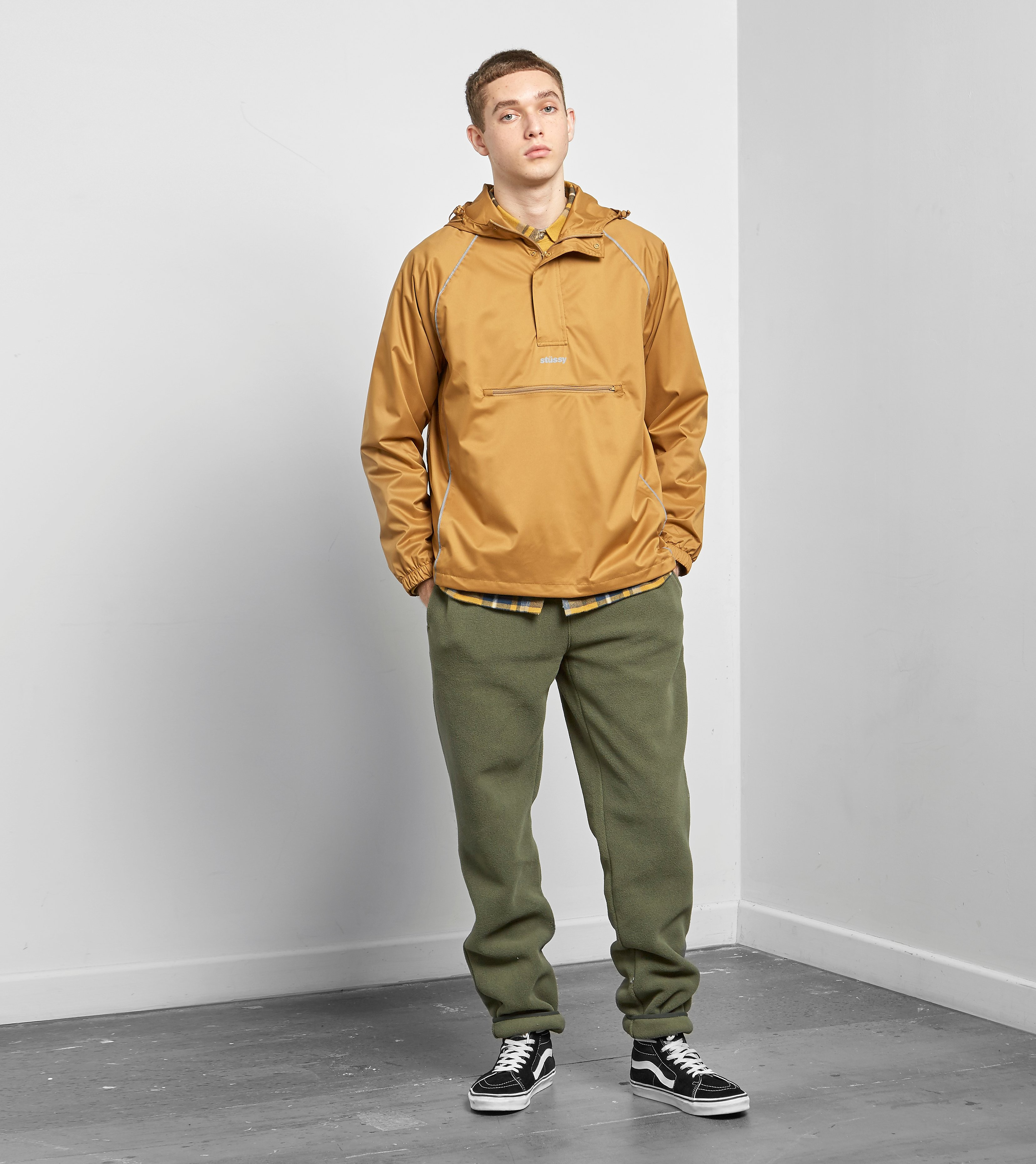 Stussy 3M Pipe Pullover Jacket