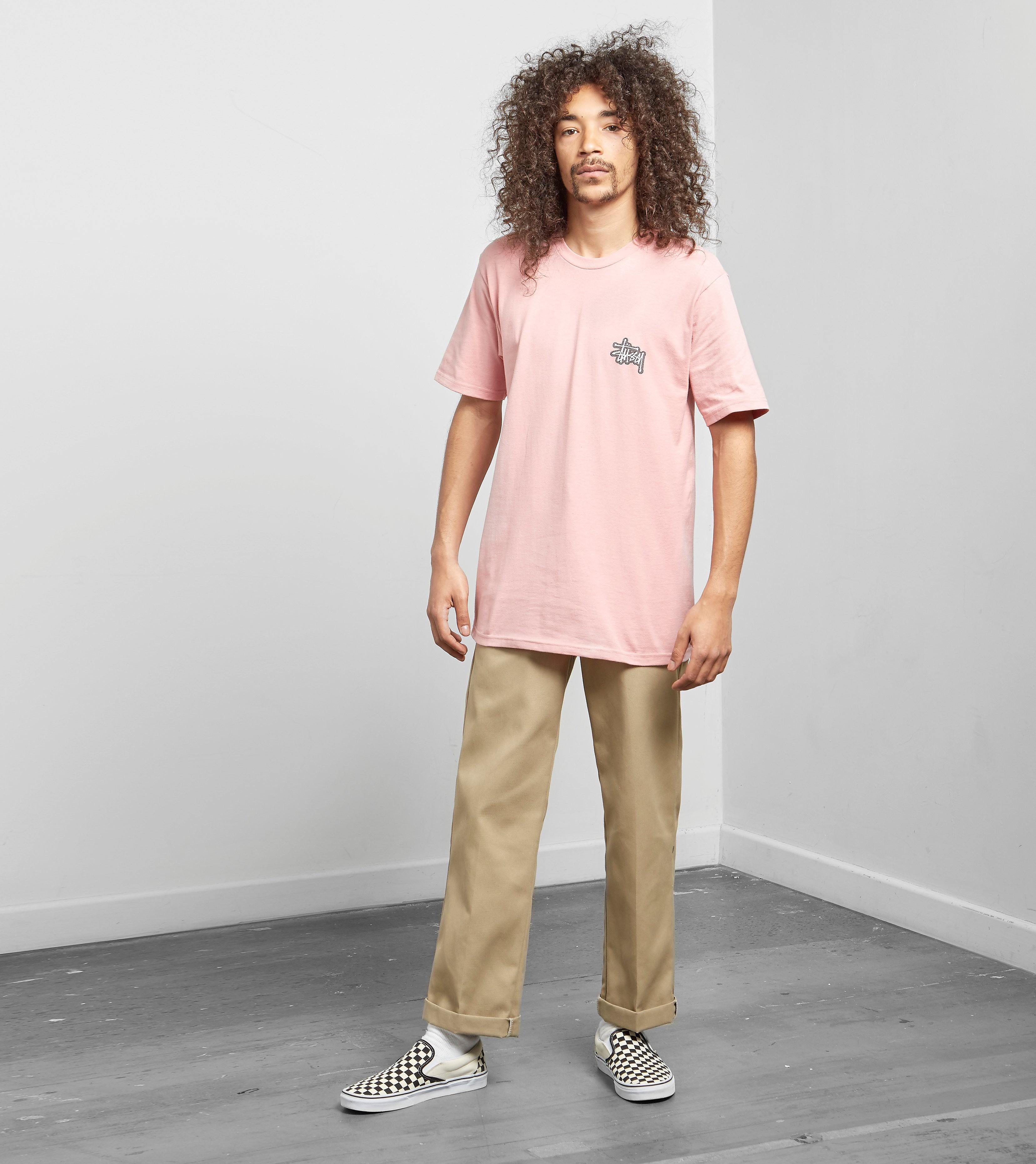 Stussy Checker T-Shirt