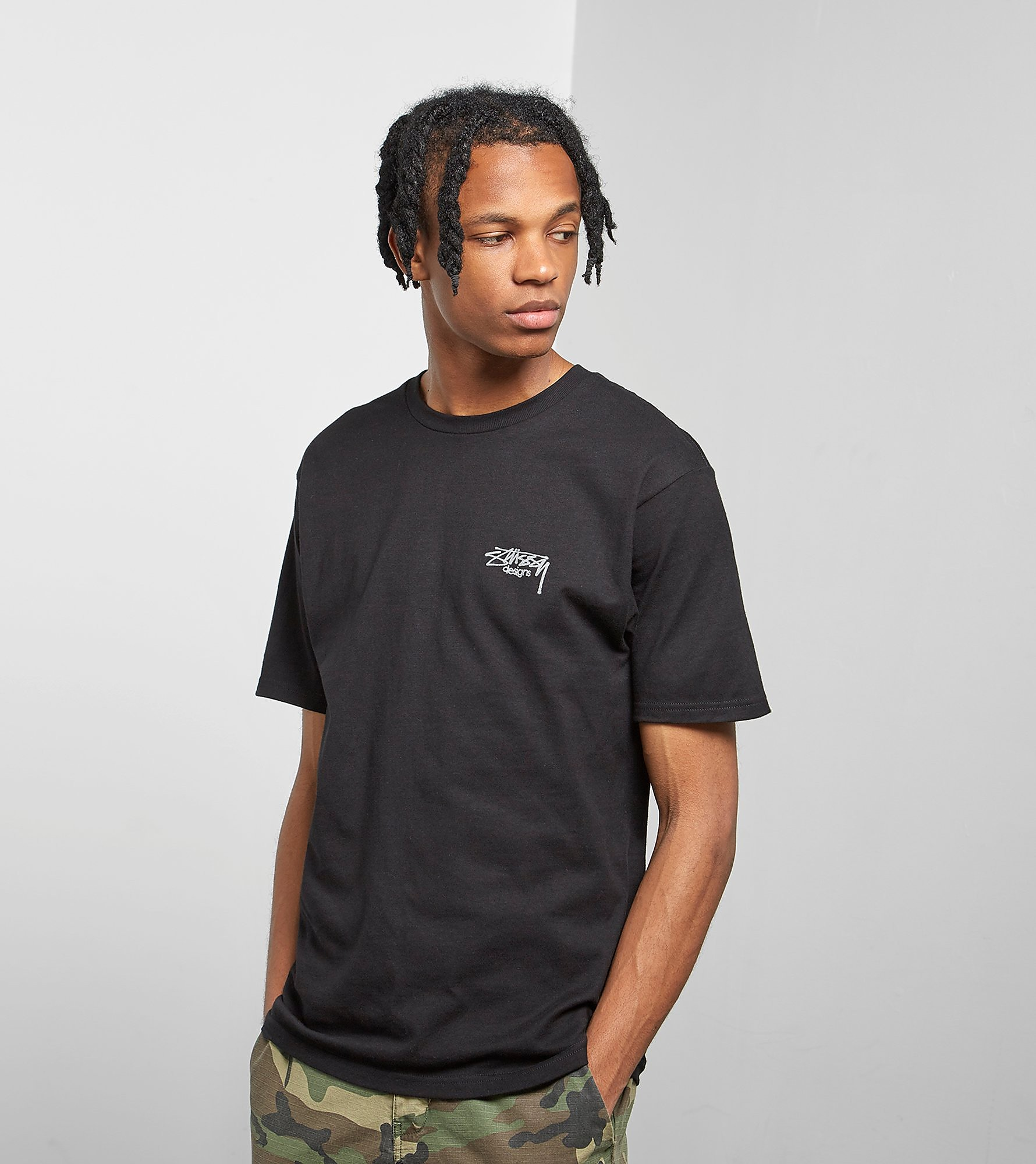 Stussy T-Shirt International Dot