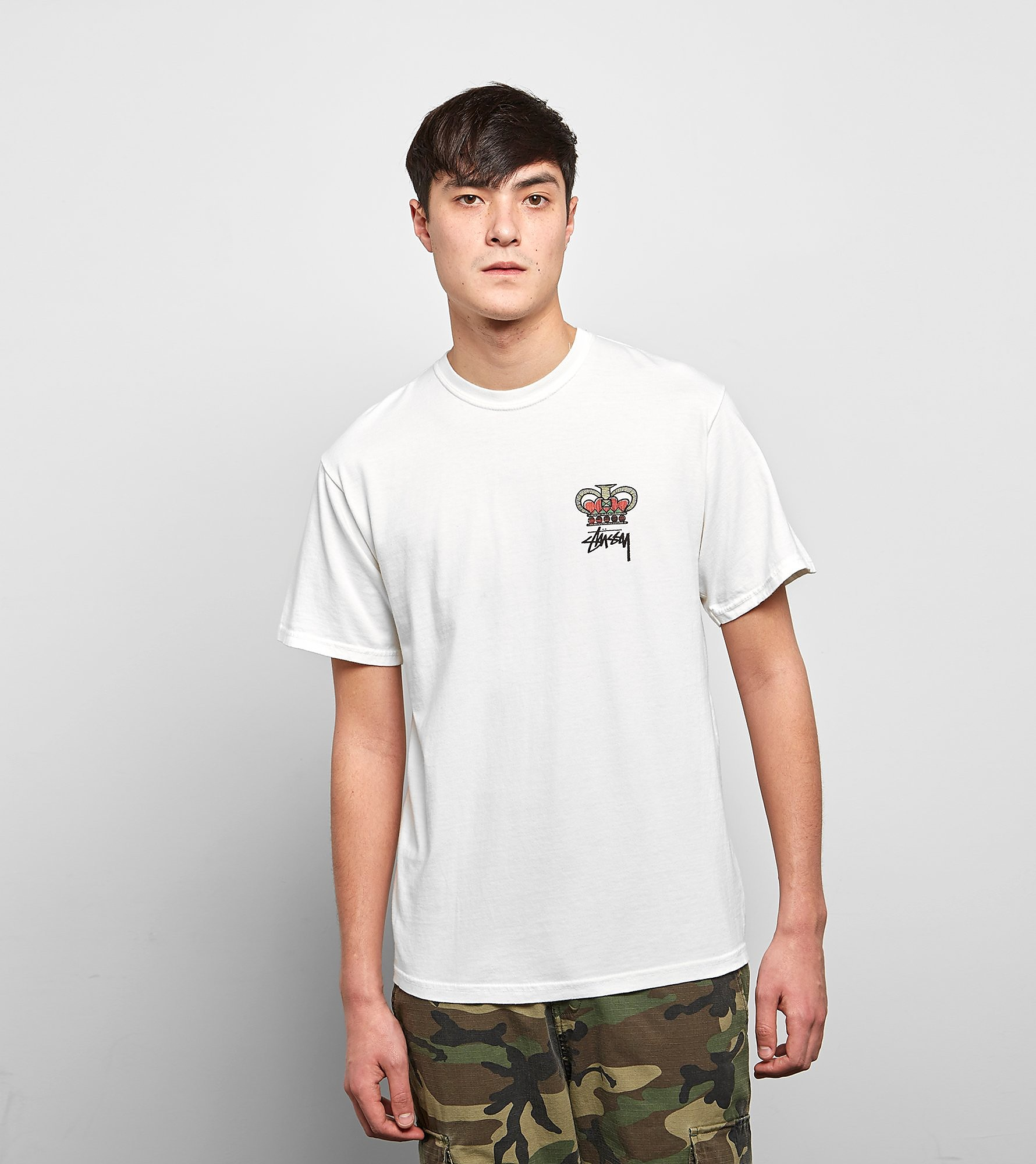 Stussy Babylon On Fire T-skjorta