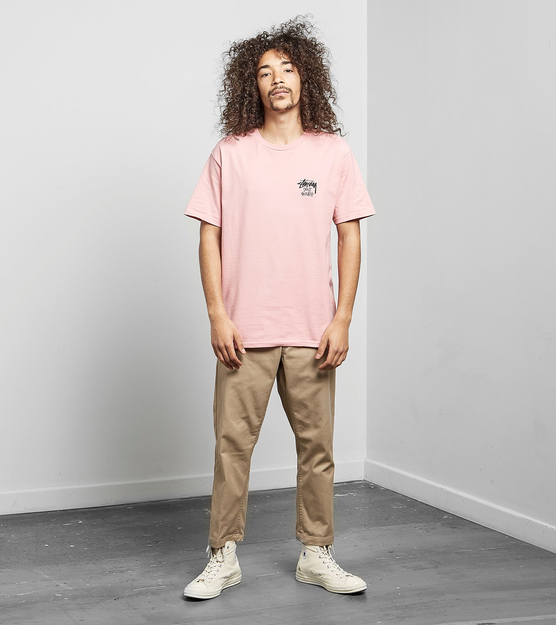 Stussy Don't Scratch T-Shirt