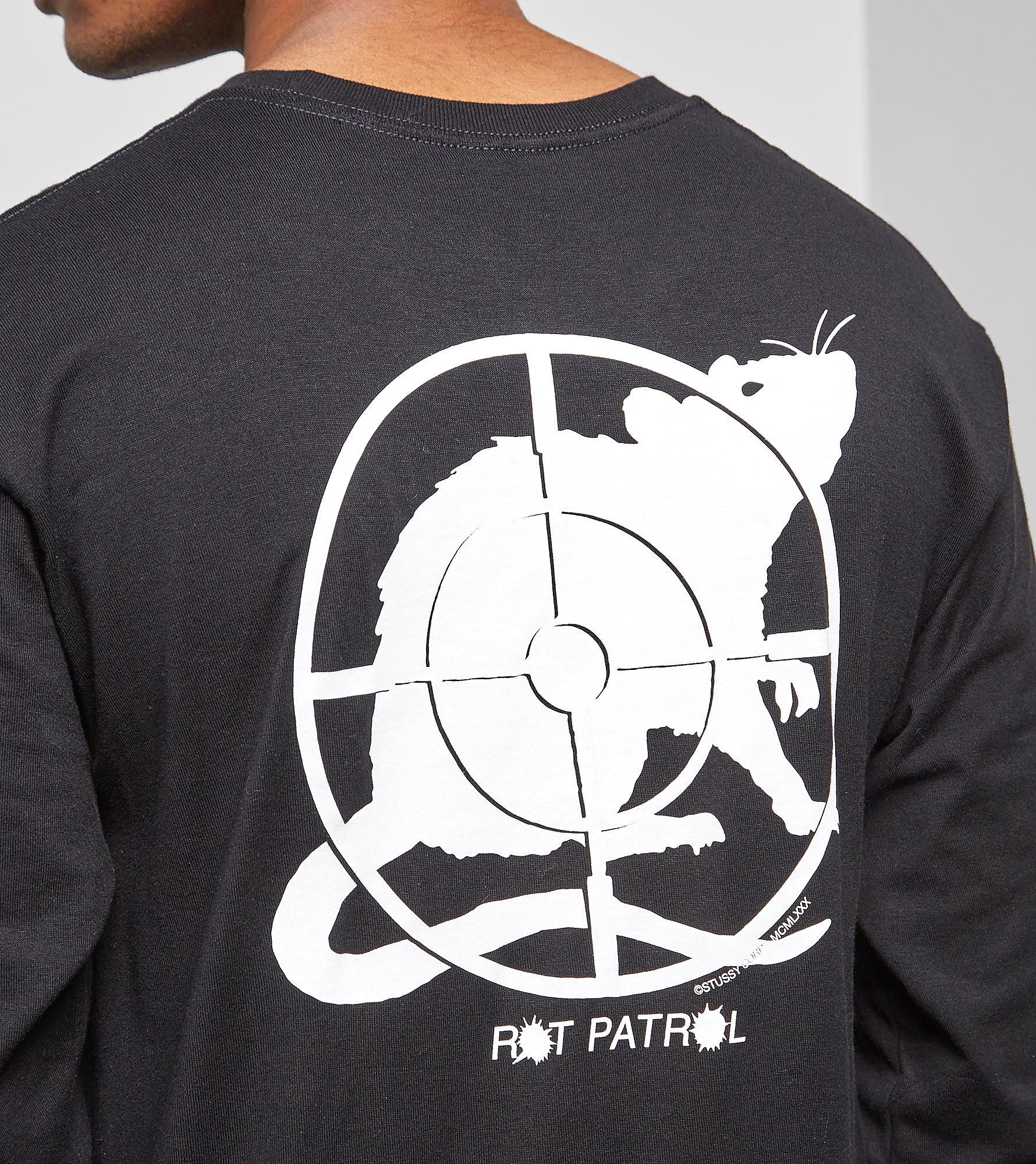 Stussy Rat Patrol Long Sleeved T-Shirt