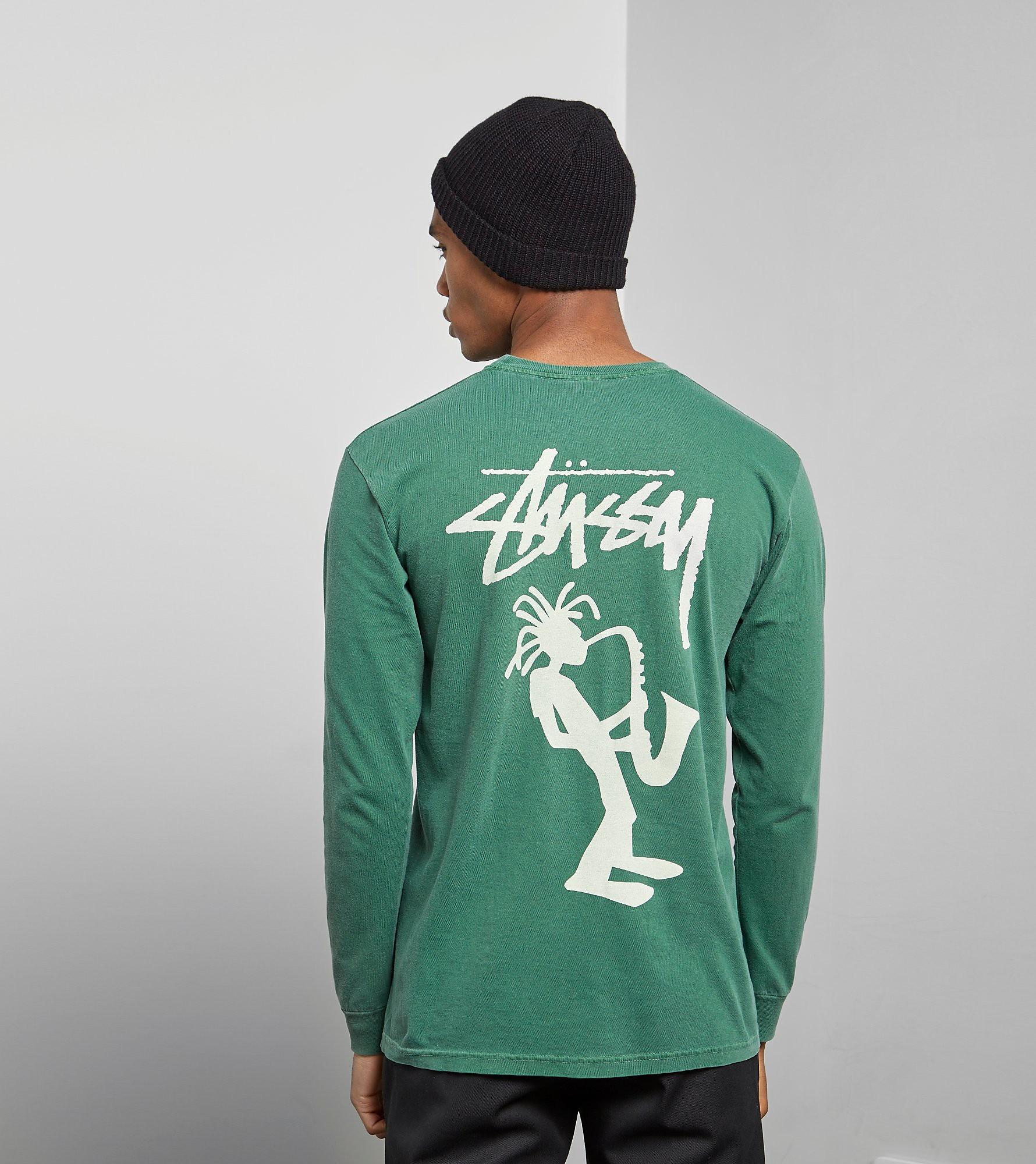 Stussy T-Shirt Manches Longues Jazzmon
