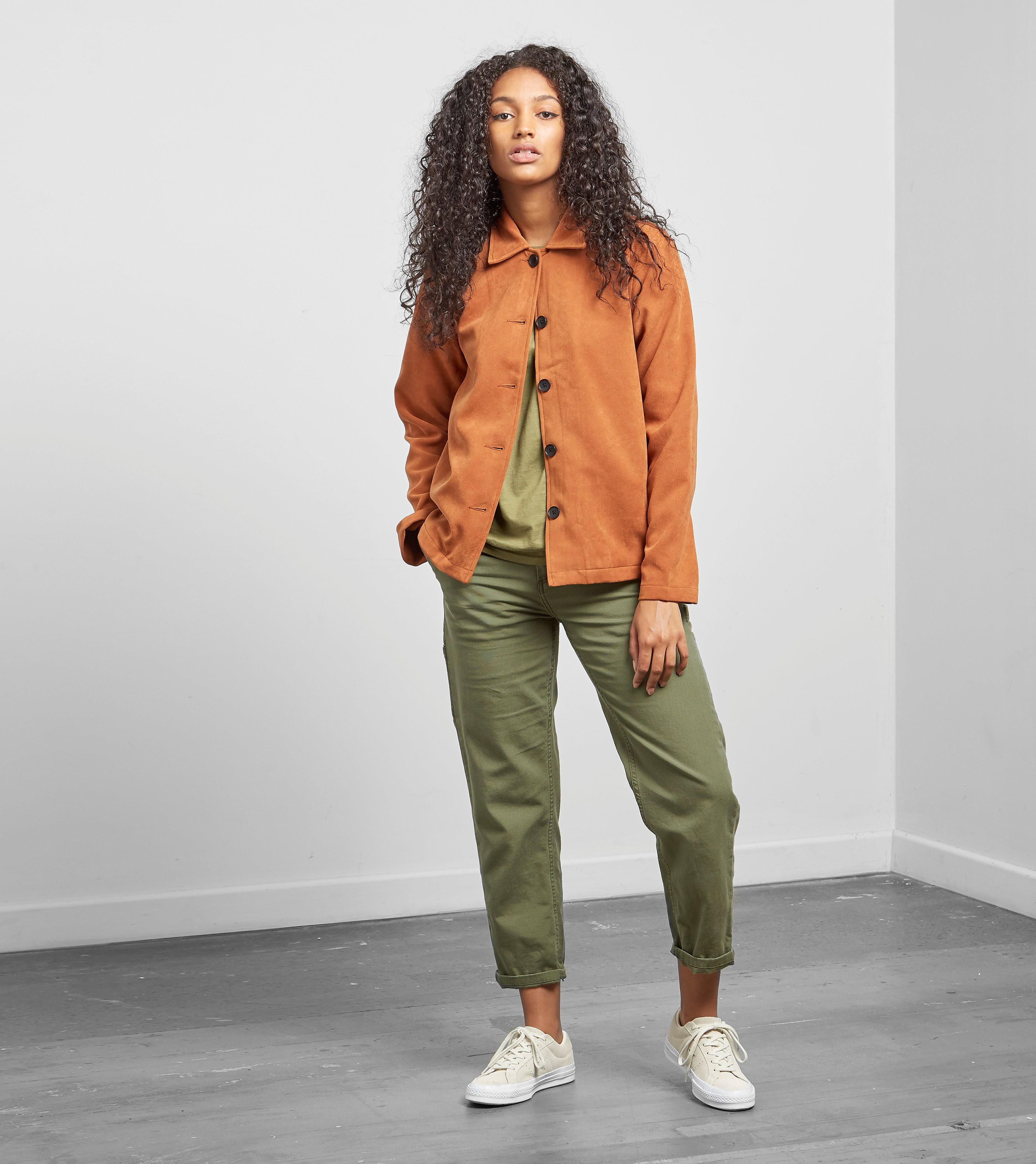 Stussy Simple Velour Jacket
