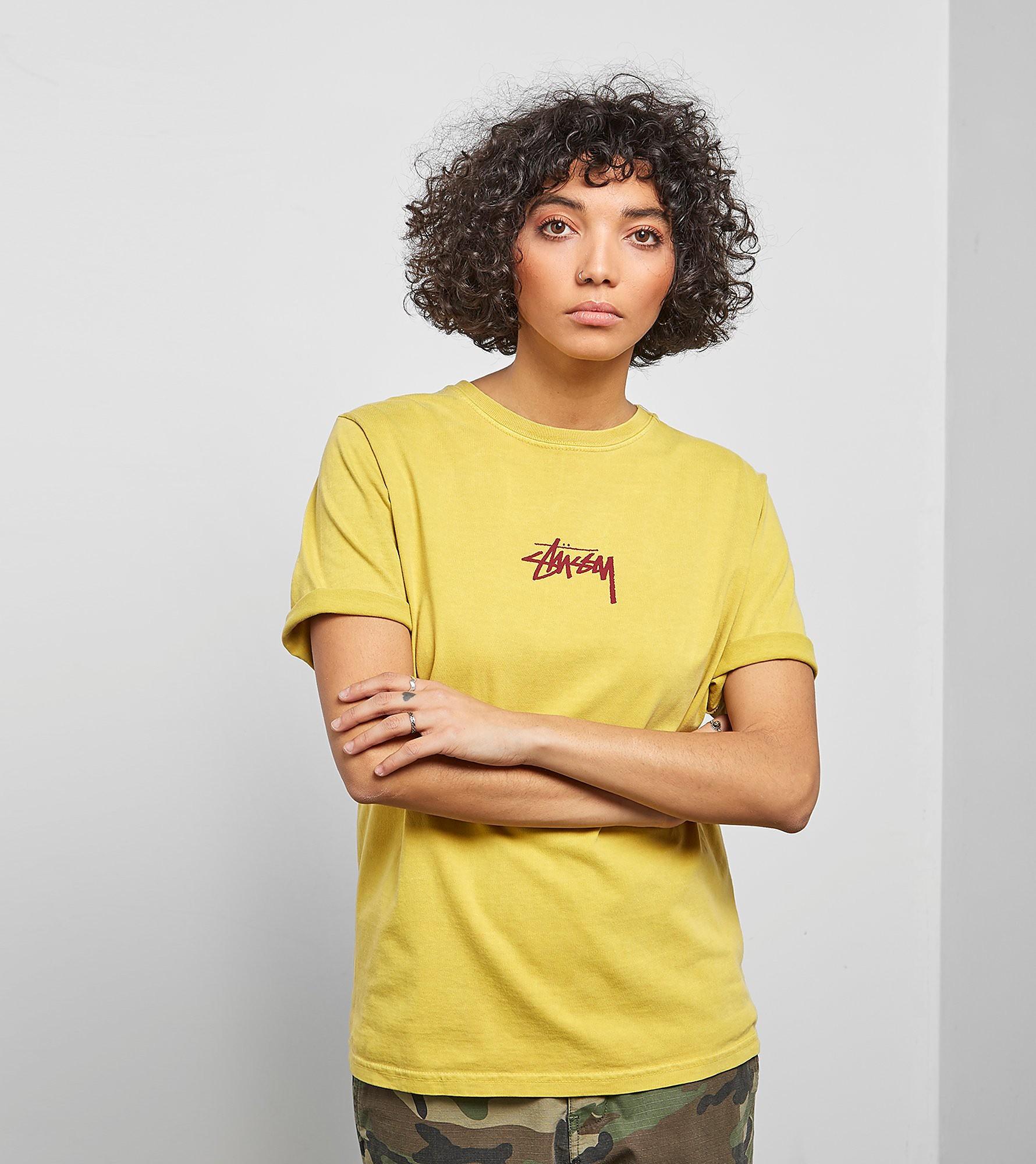Stussy Stock Dyed T-Shirt