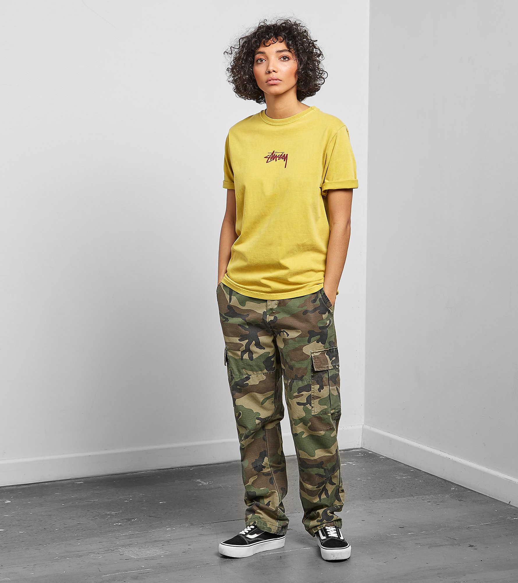 Stussy Stock Dyed T-Shirt