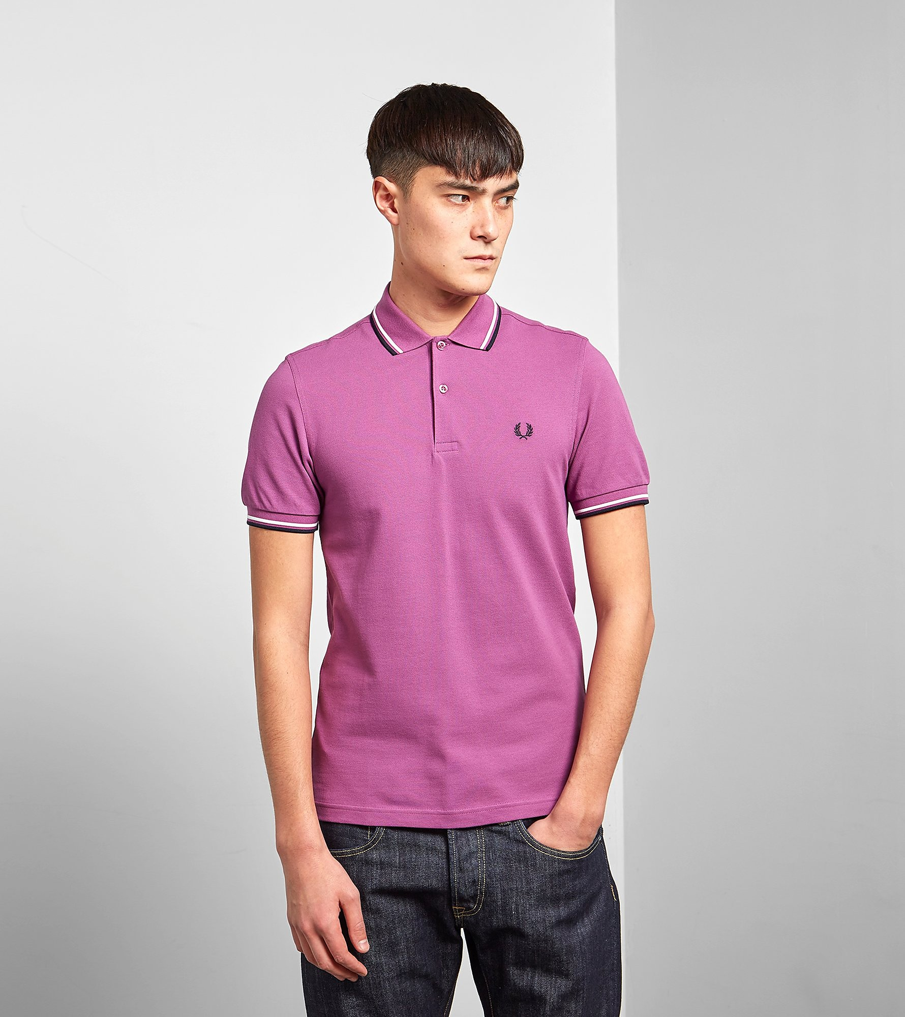 Fred Perry Twin Tip Polo