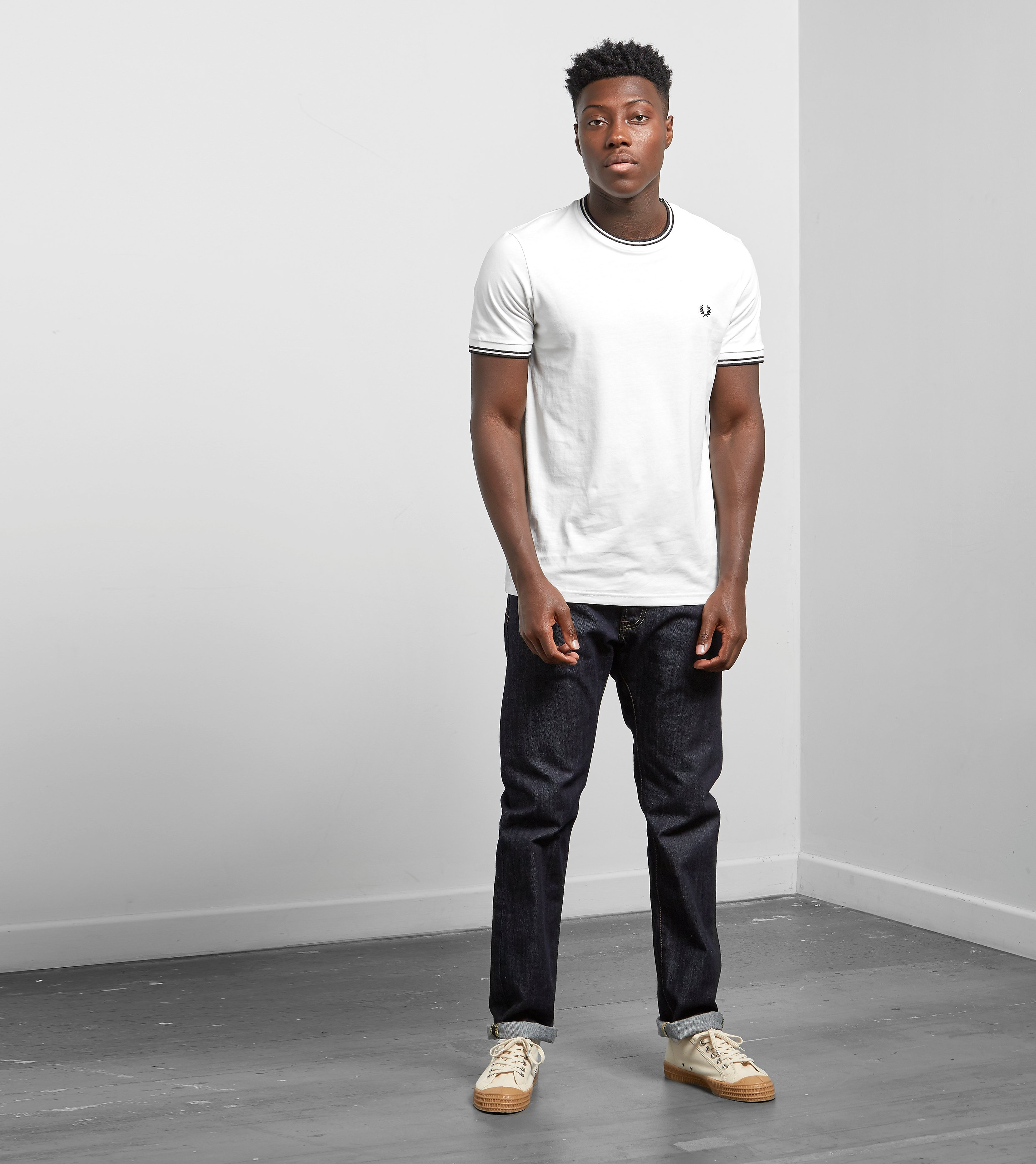 Fred Perry T-Shirt Twin Tipped