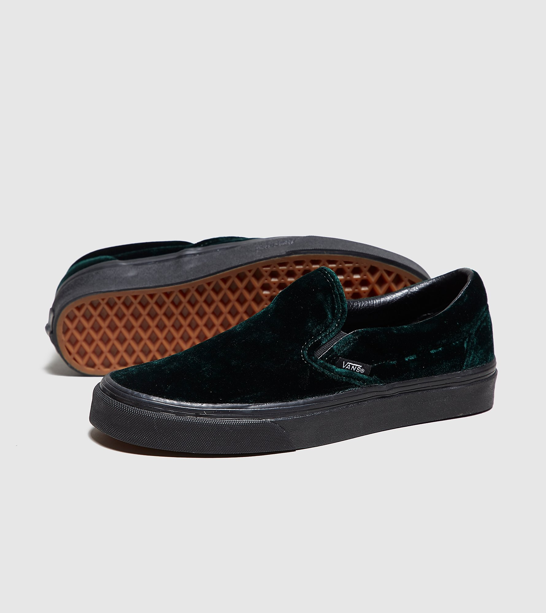 Vans Velvet Slip On Dames