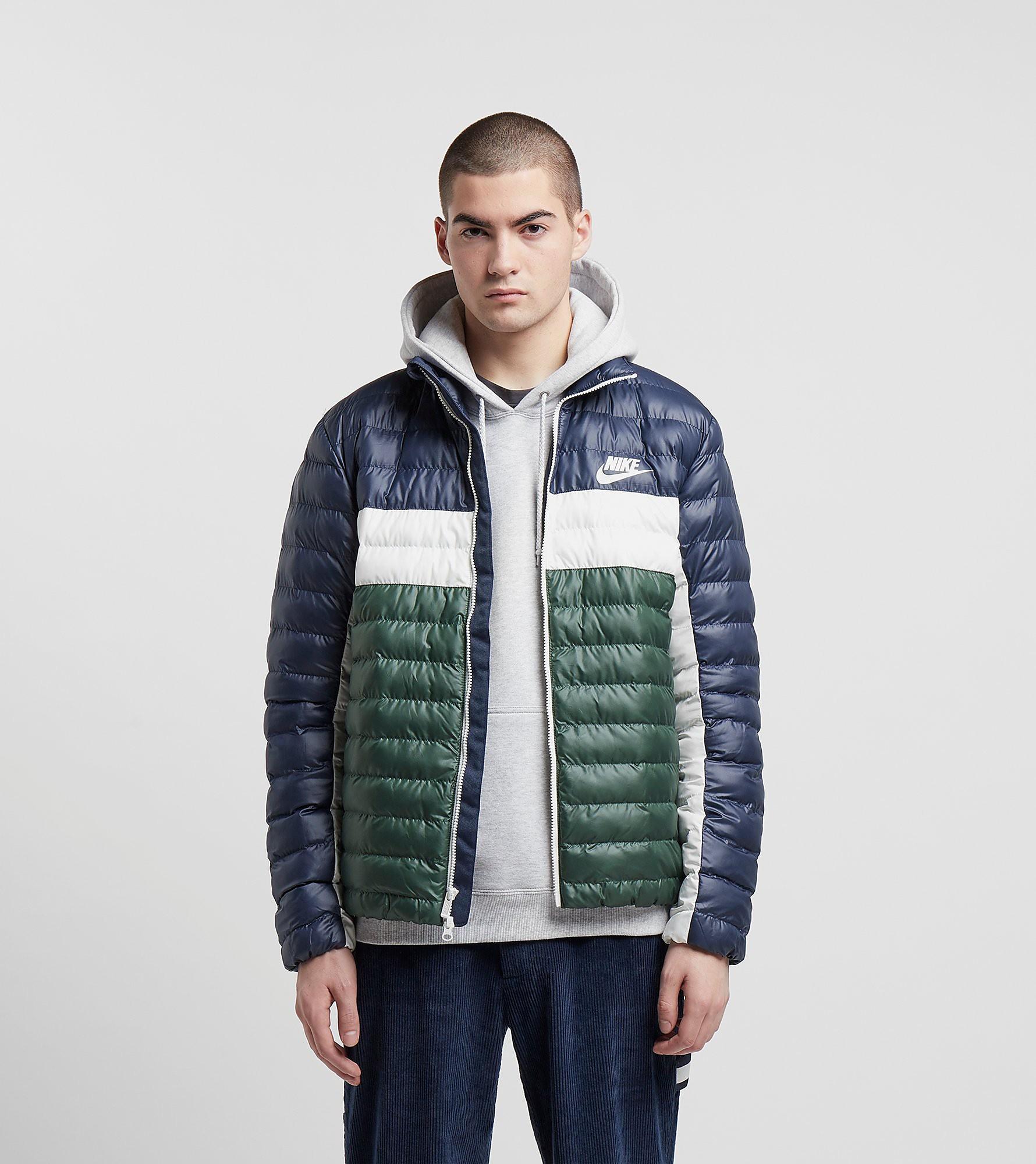 Nike Sportswear Synthetic-Fill Puffer Jacket, Multicolore