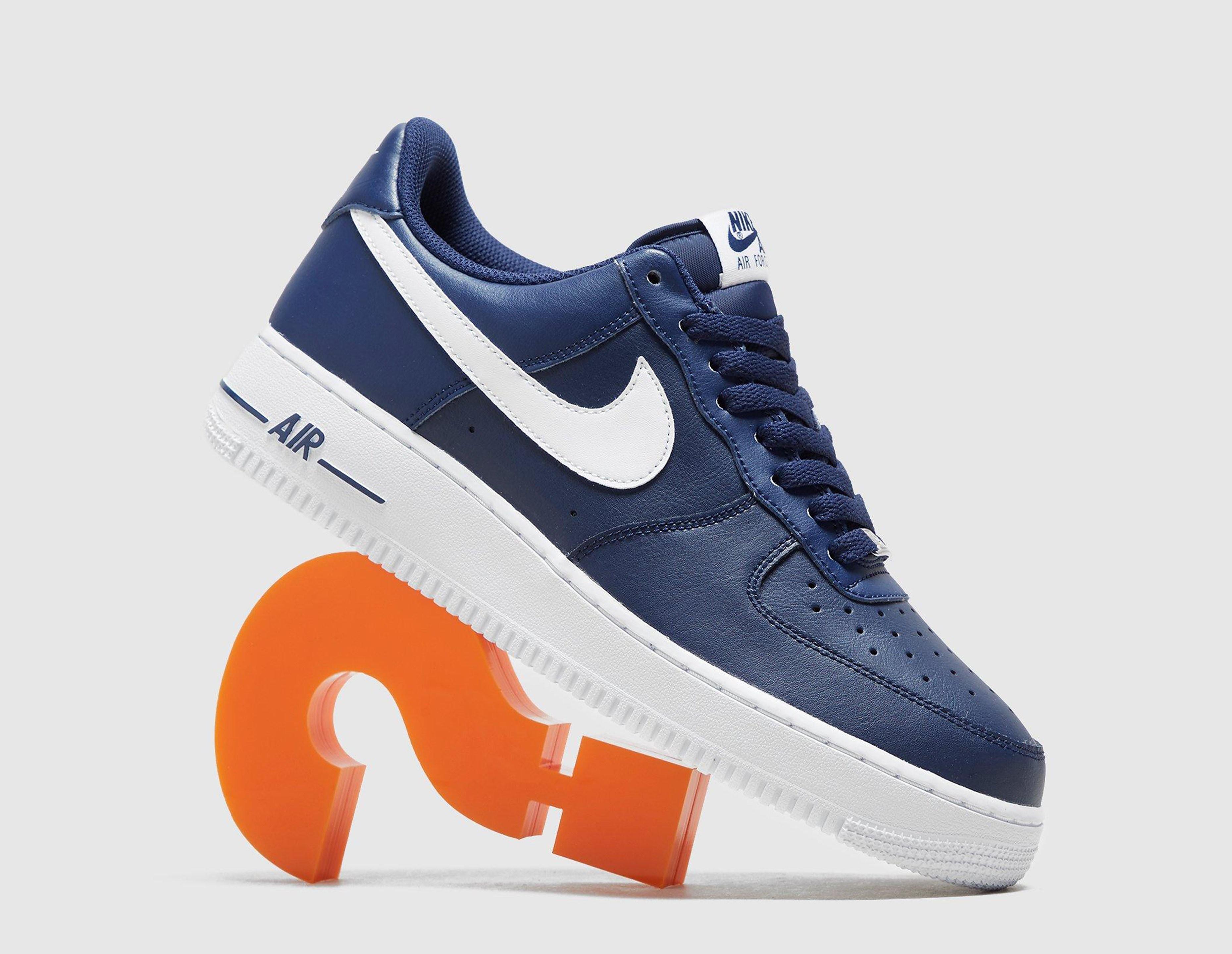 Nike Air Force 1 '07 Low Essential, azul