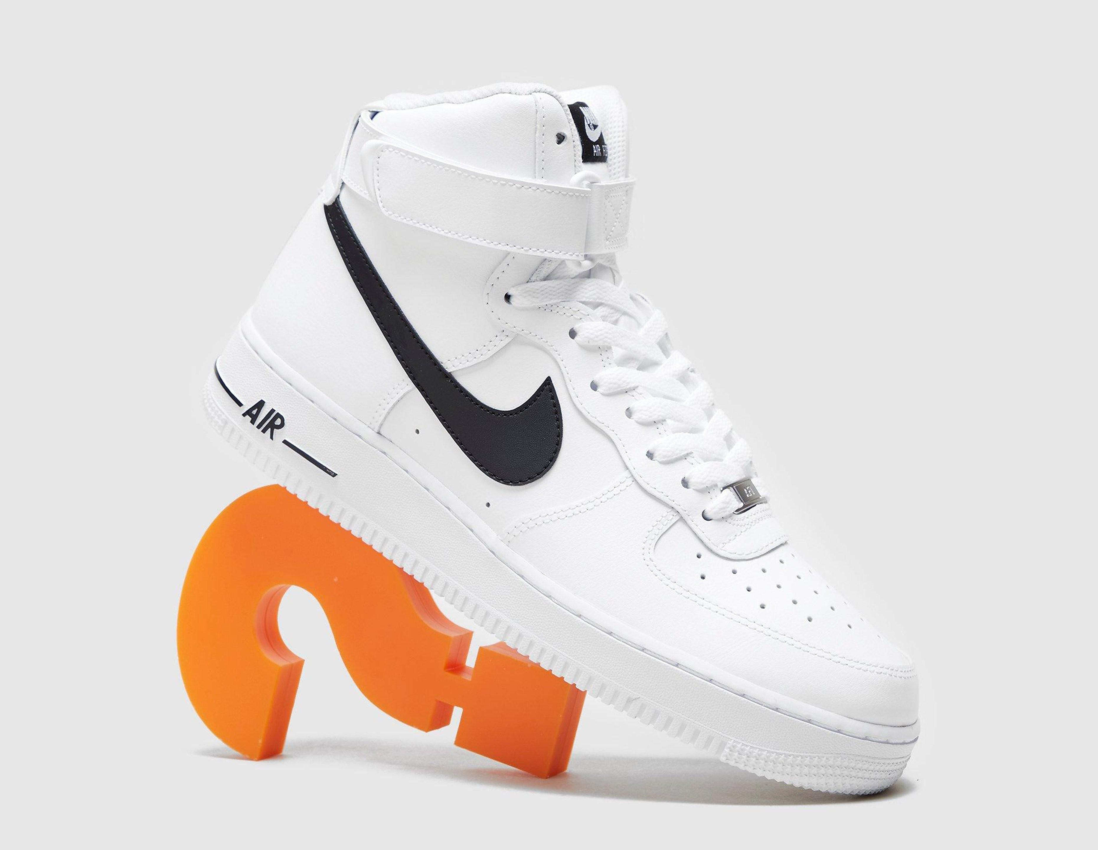 Nike Air Force 1 '07 High, blanco