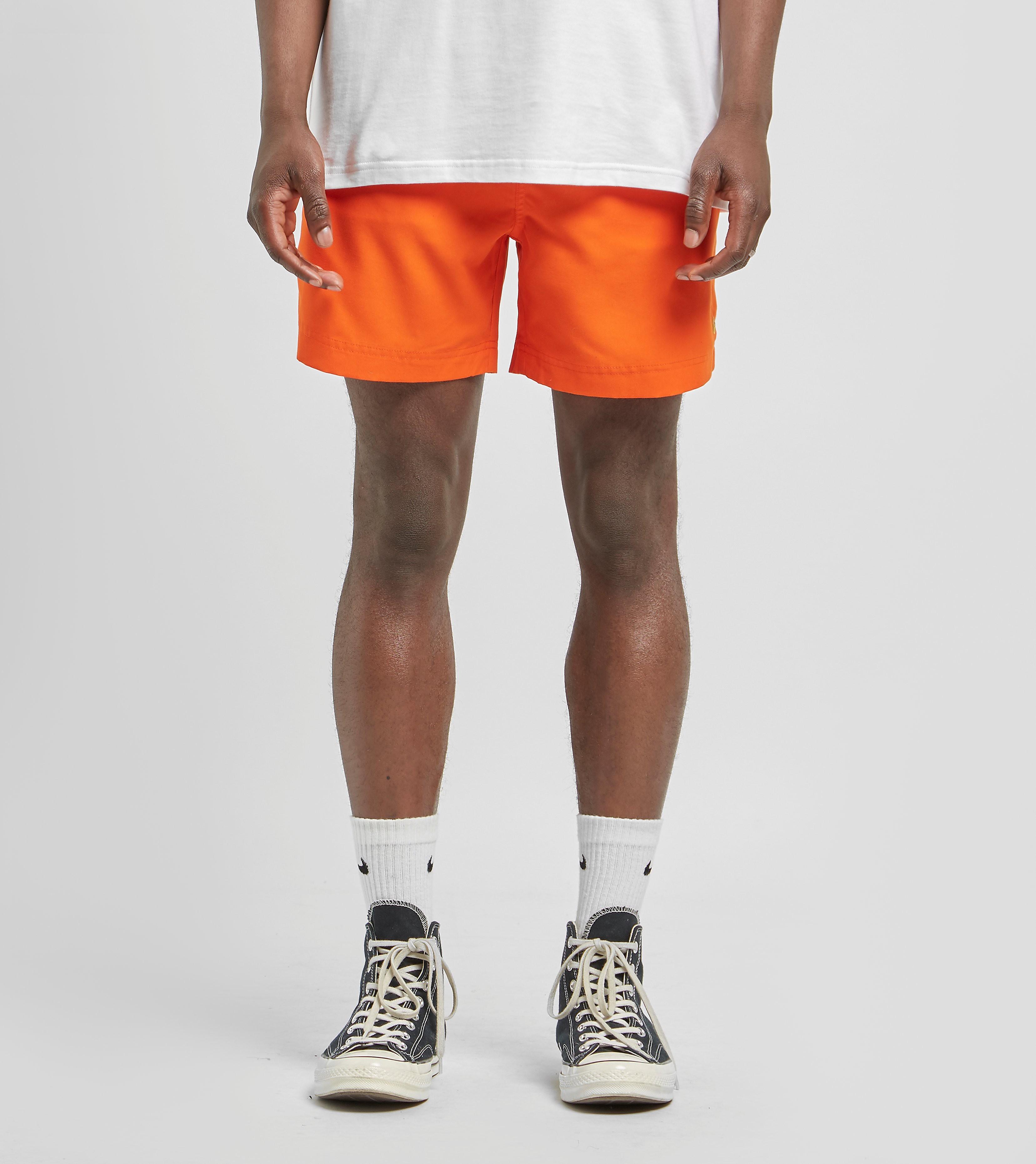 Carhartt WIP Short de Bain Chase, Orange