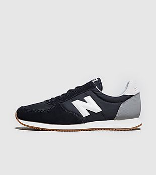 new balance 220 negras