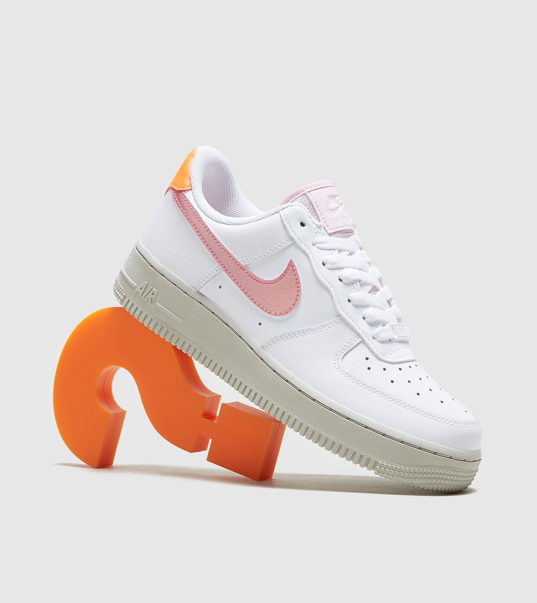 Nike air force 1 '07 femme, blanc