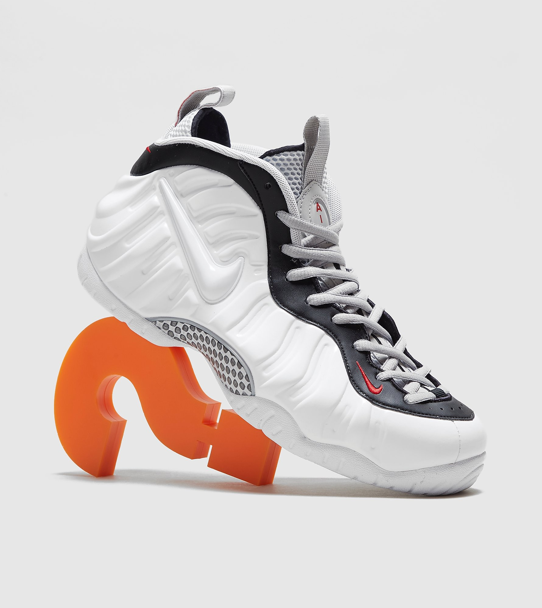 Nike Air Foamposite Pro, blanco