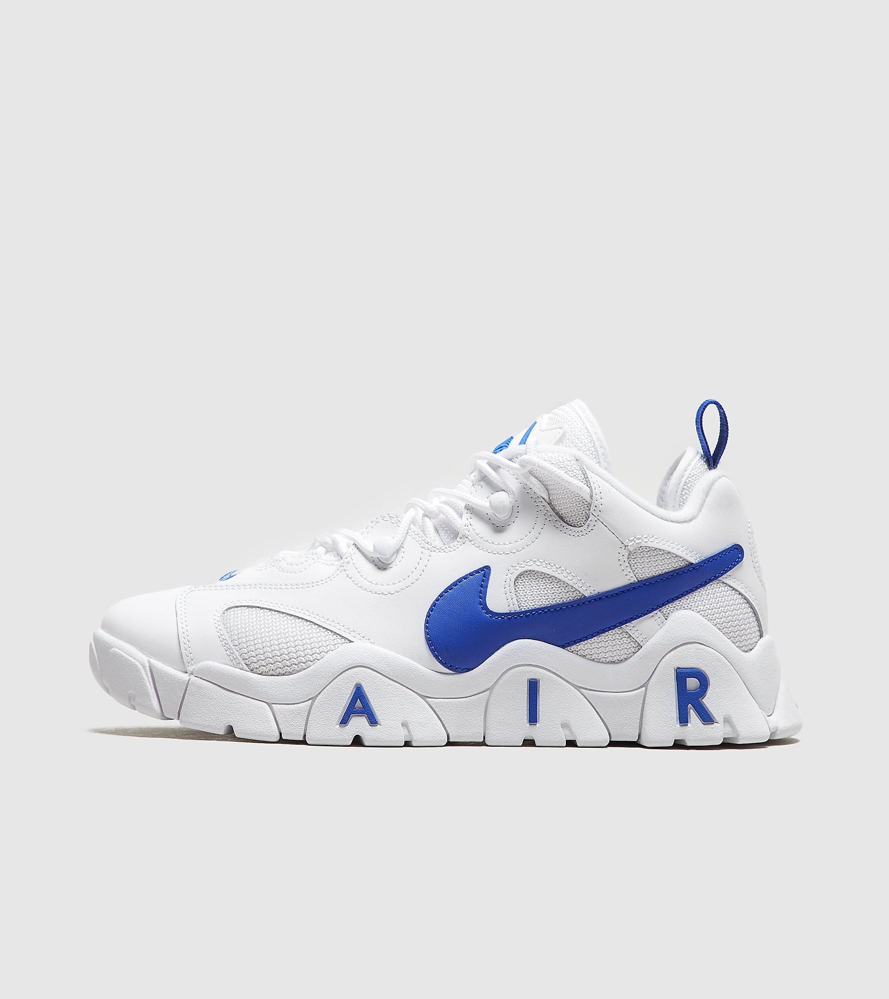 Nike Air Barrage Low, Blanco