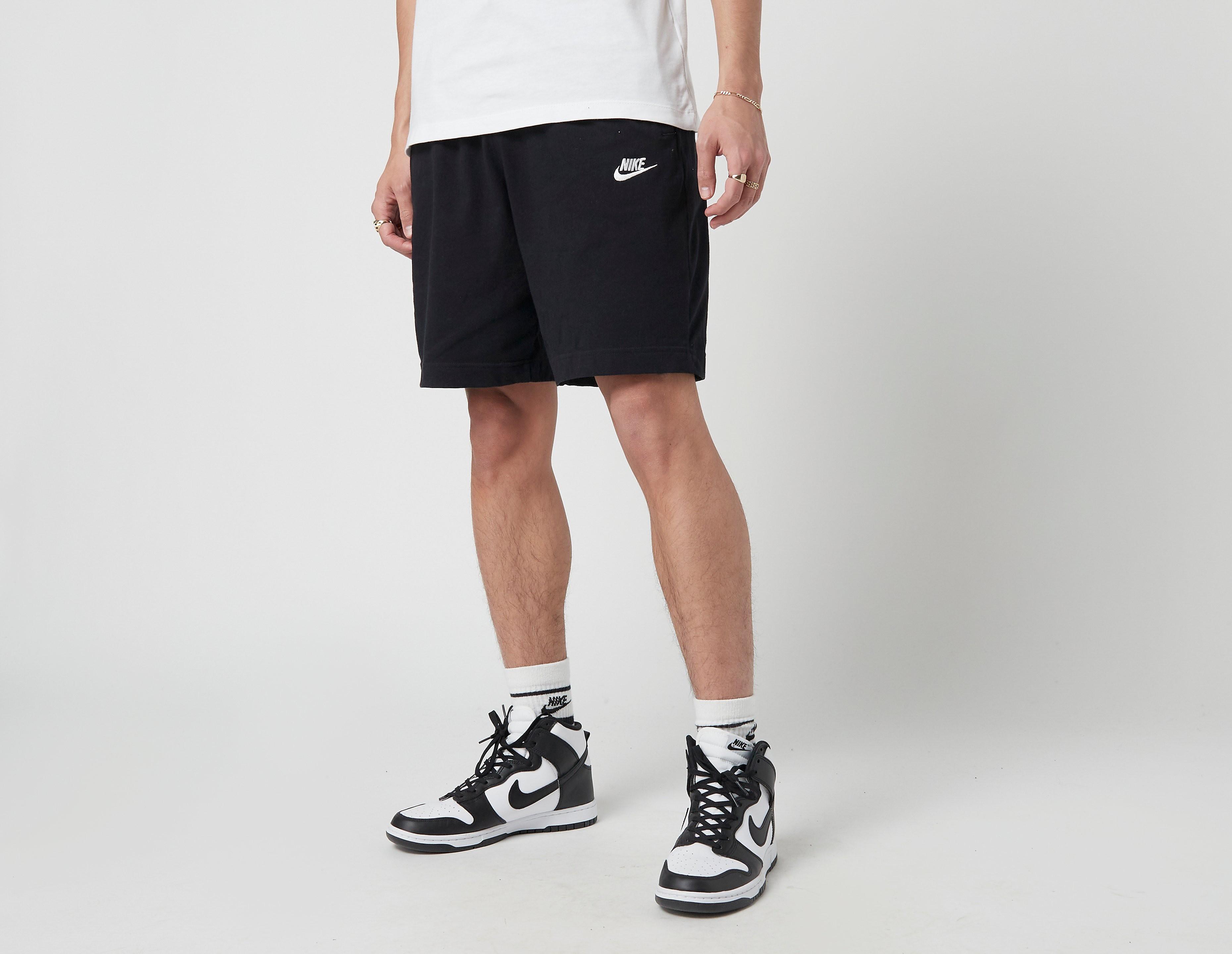 Nike Club Shorts, Nero