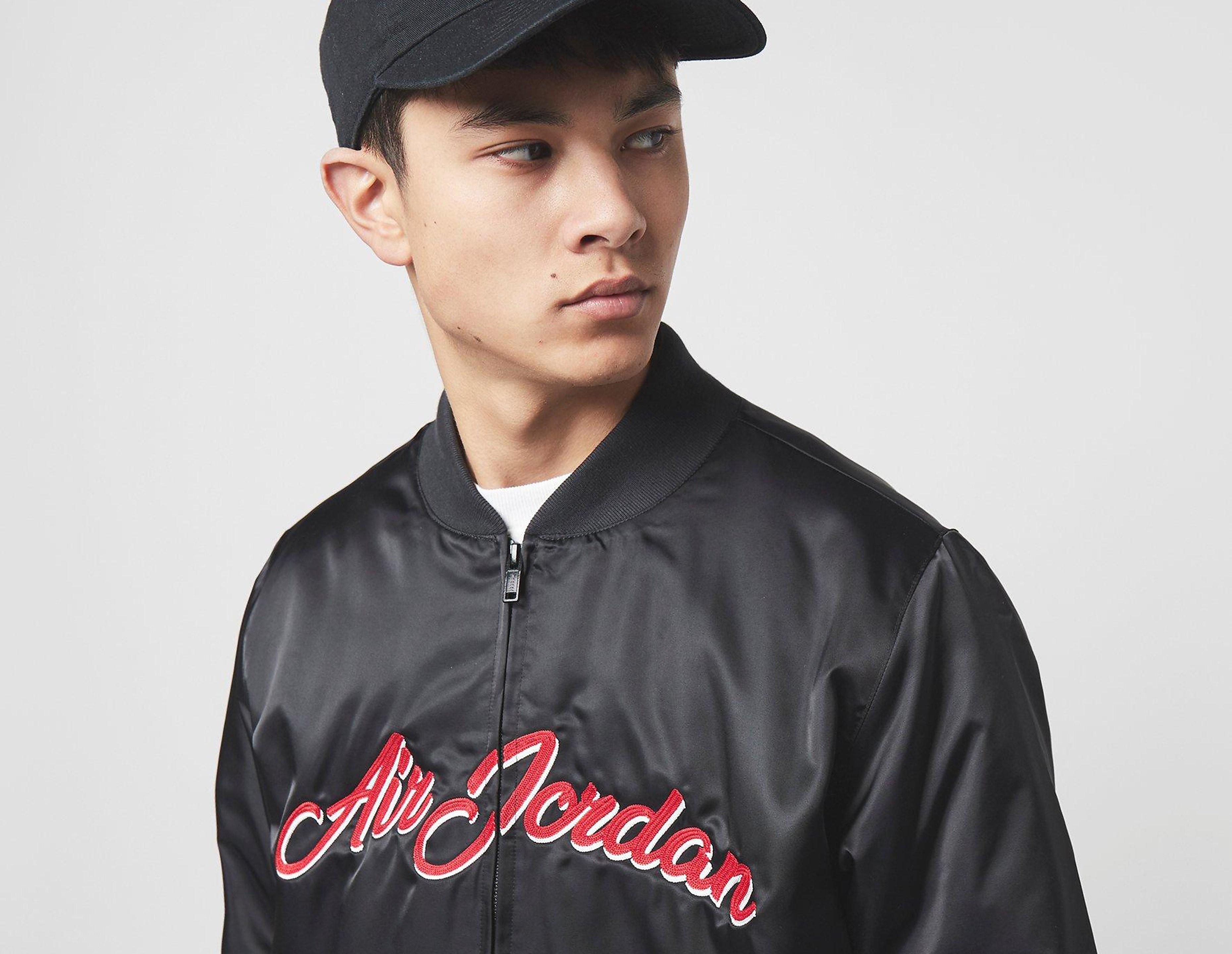Nike Jordan Remastered Jacket, BLK/BLK