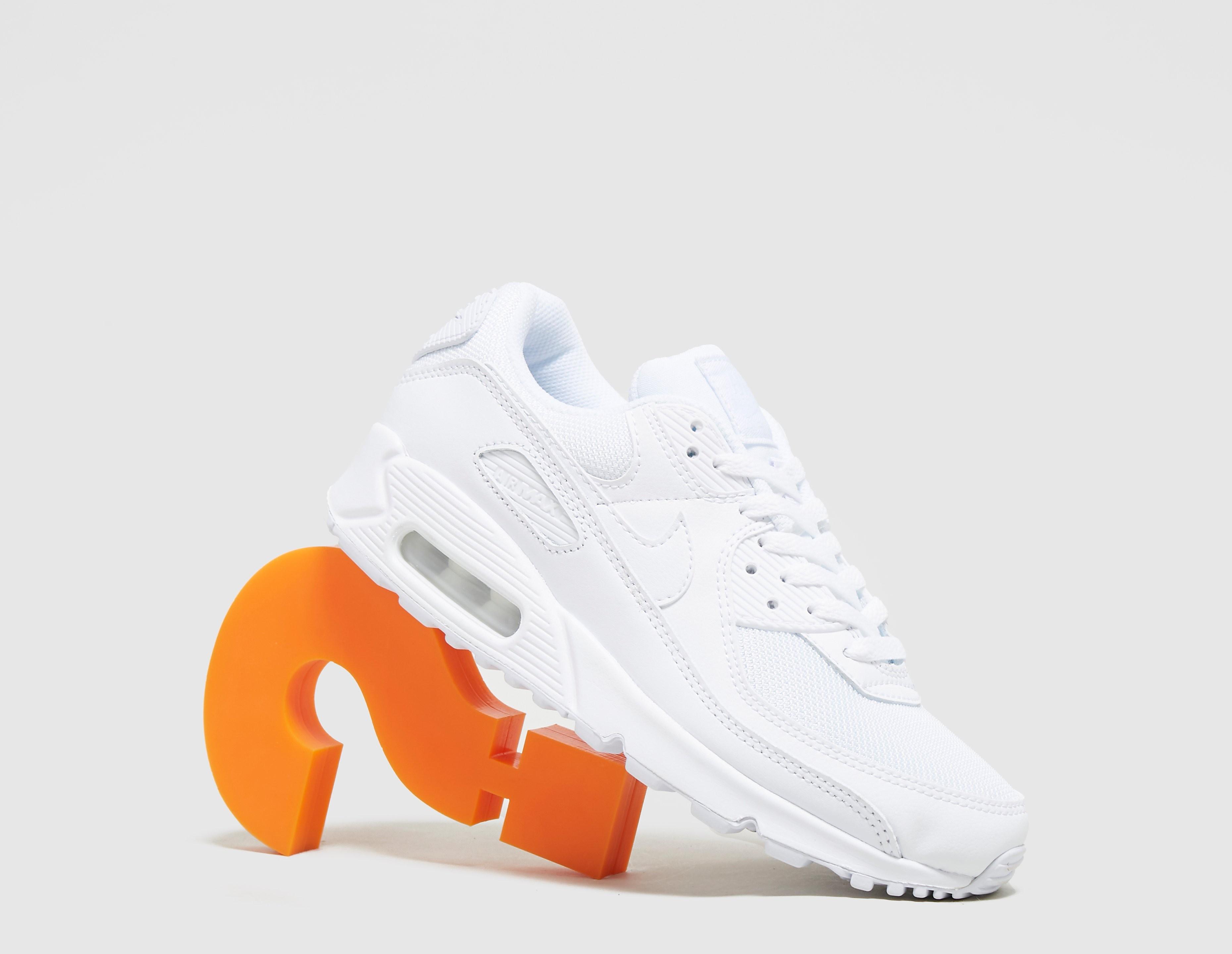 Nike Air Max 90 Women's, blanco