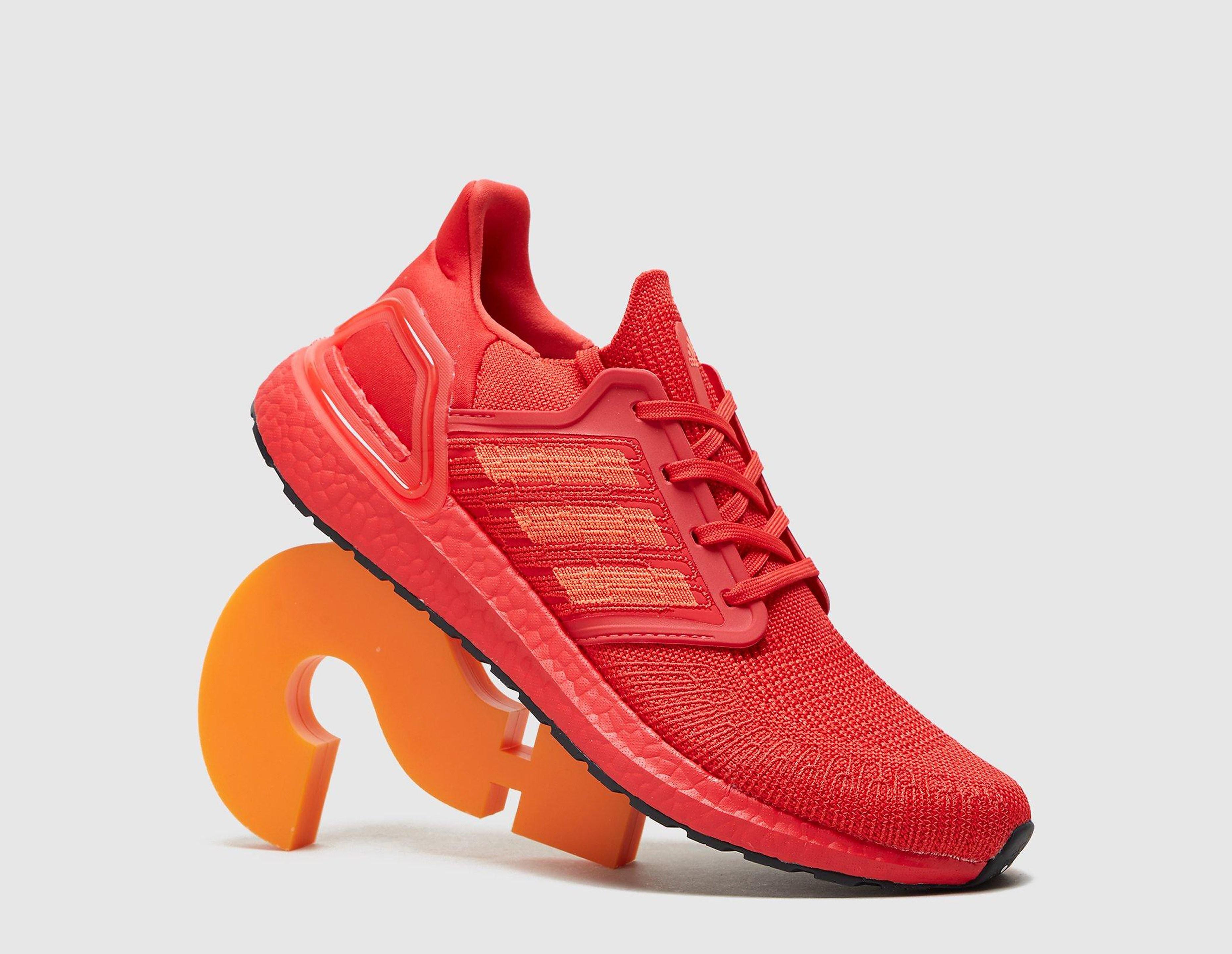 Adidas Ultra Boost 20, Rojo