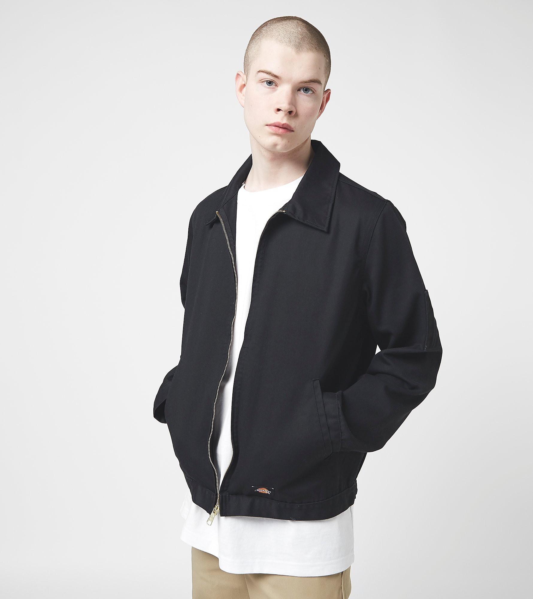 Dickies Eisenhower Jacket, Nero