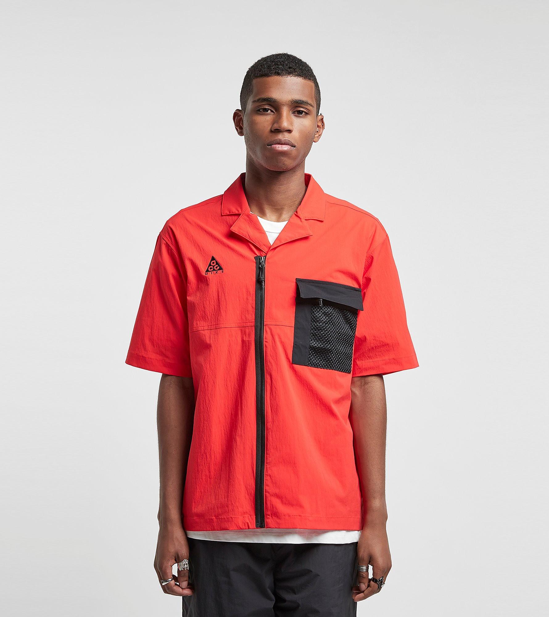 Nike Chemise ACG, Rouge
