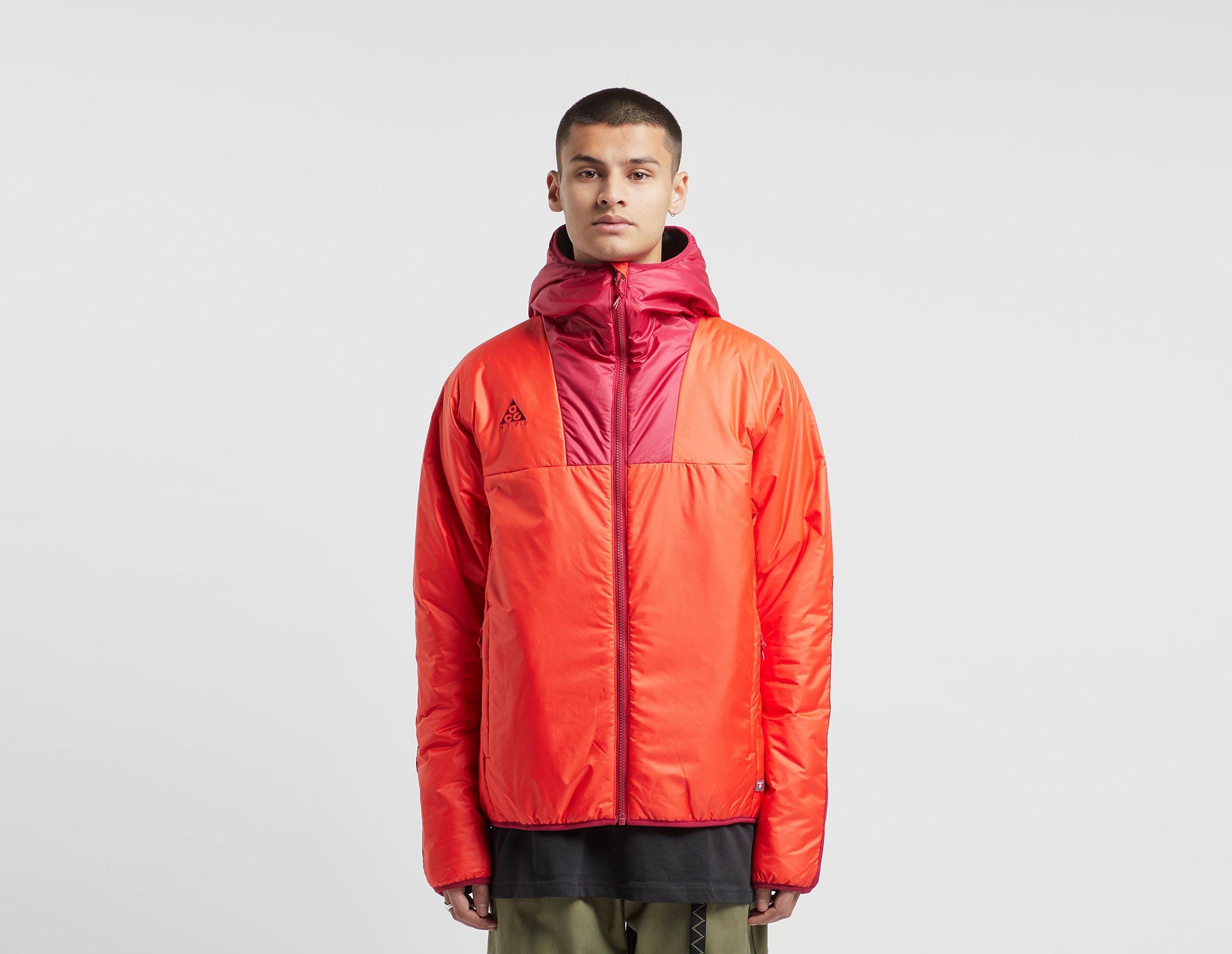 Nike ACG Giacca Primaloft, Rosso