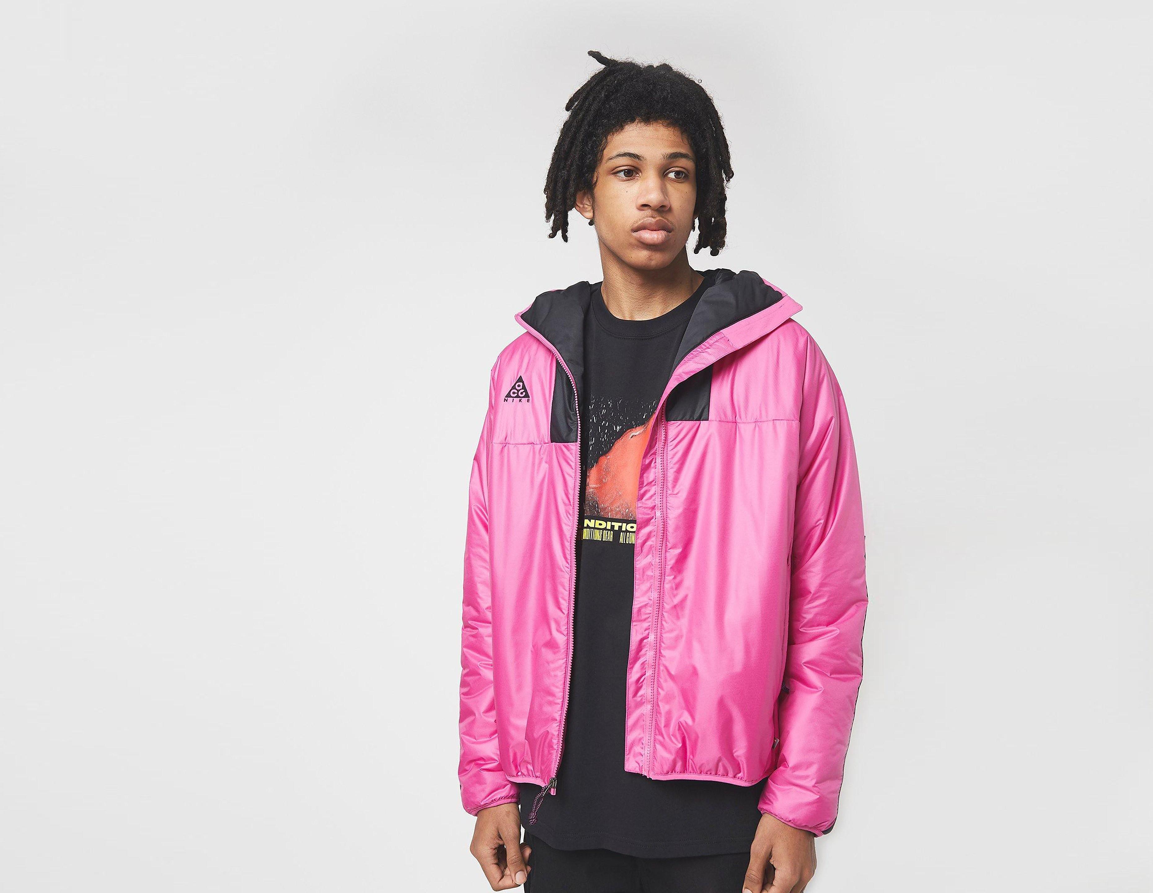 Nike ACG Primaloft Hooded Jacket, PIink