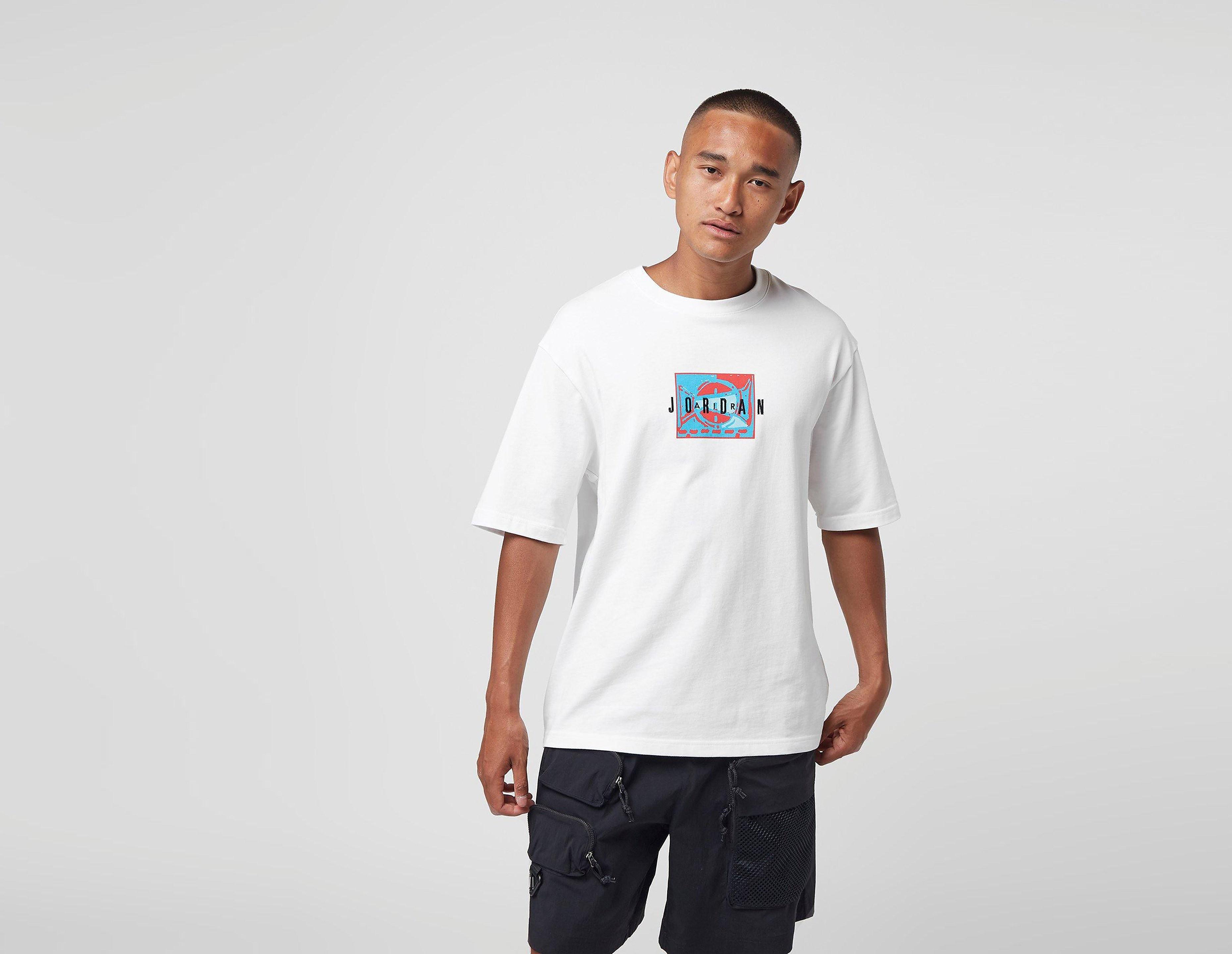 Jordan T-Shirt DNA, blanc